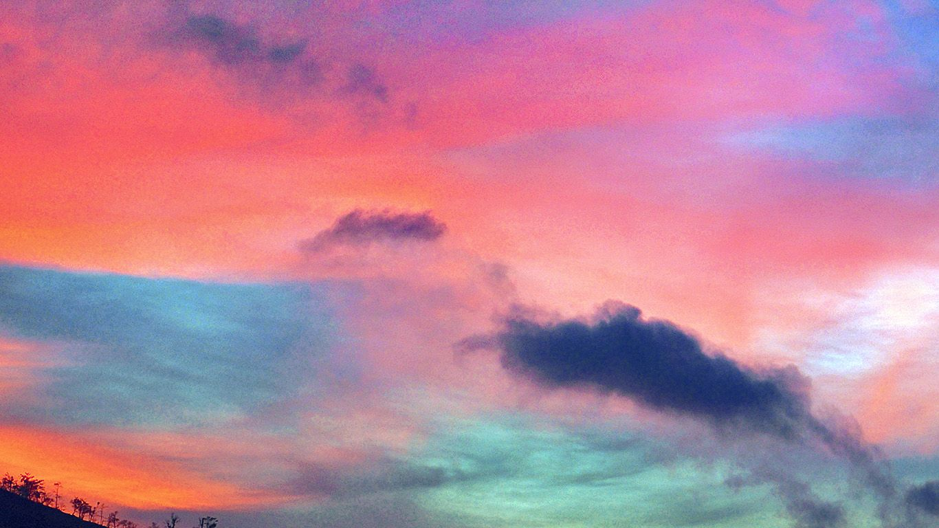Rainbow Over The Clouds Ultra Hd Wallpapers Wallpaper Cave