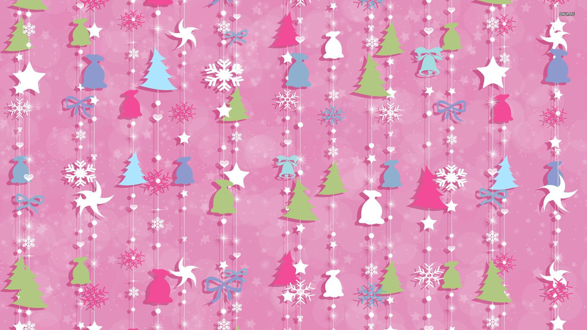 Pastel Christmas Desktop Wallpapers Wallpaper Cave