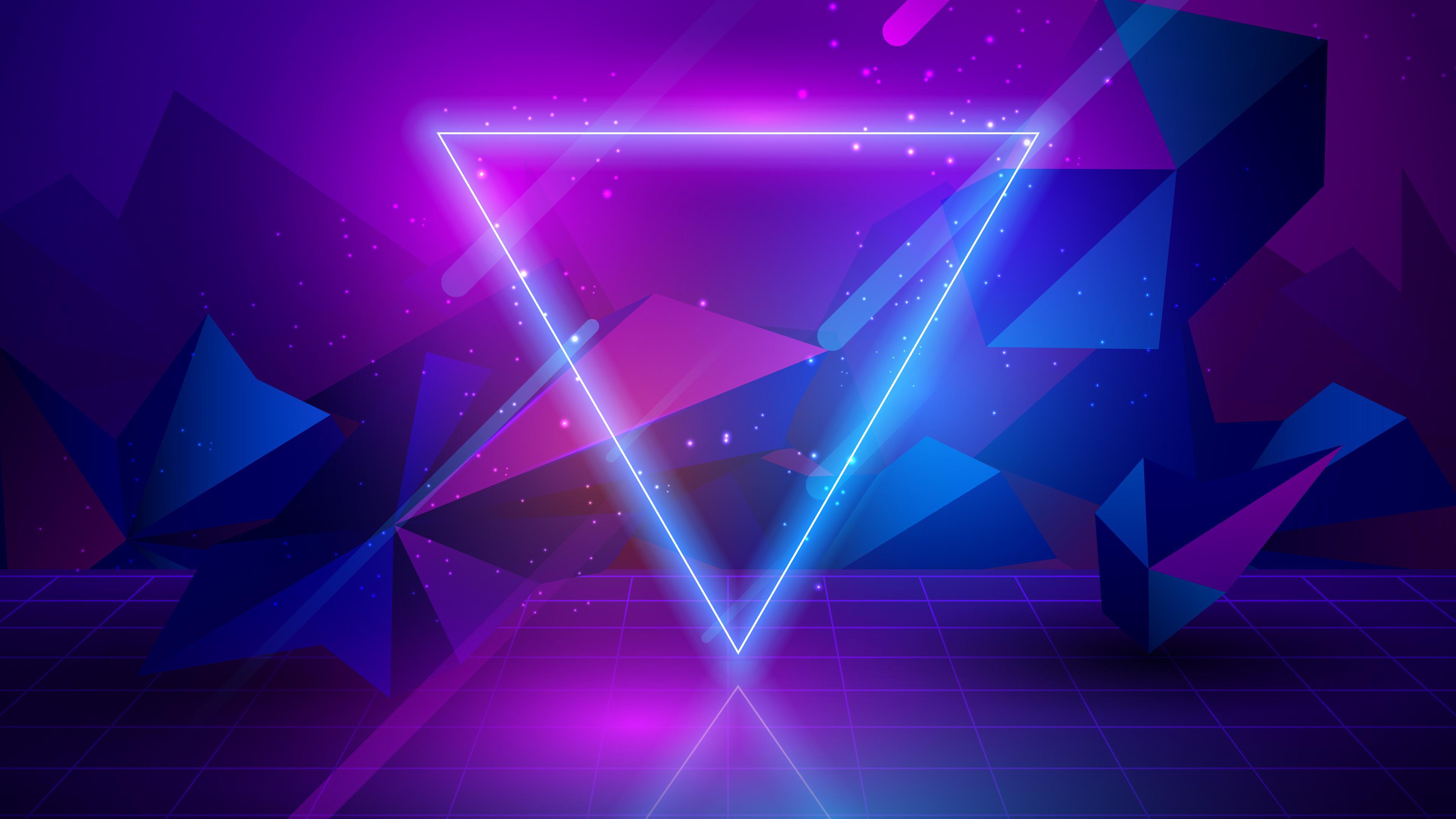 4k Neon Desktop Wallpapers Wallpaper Cave