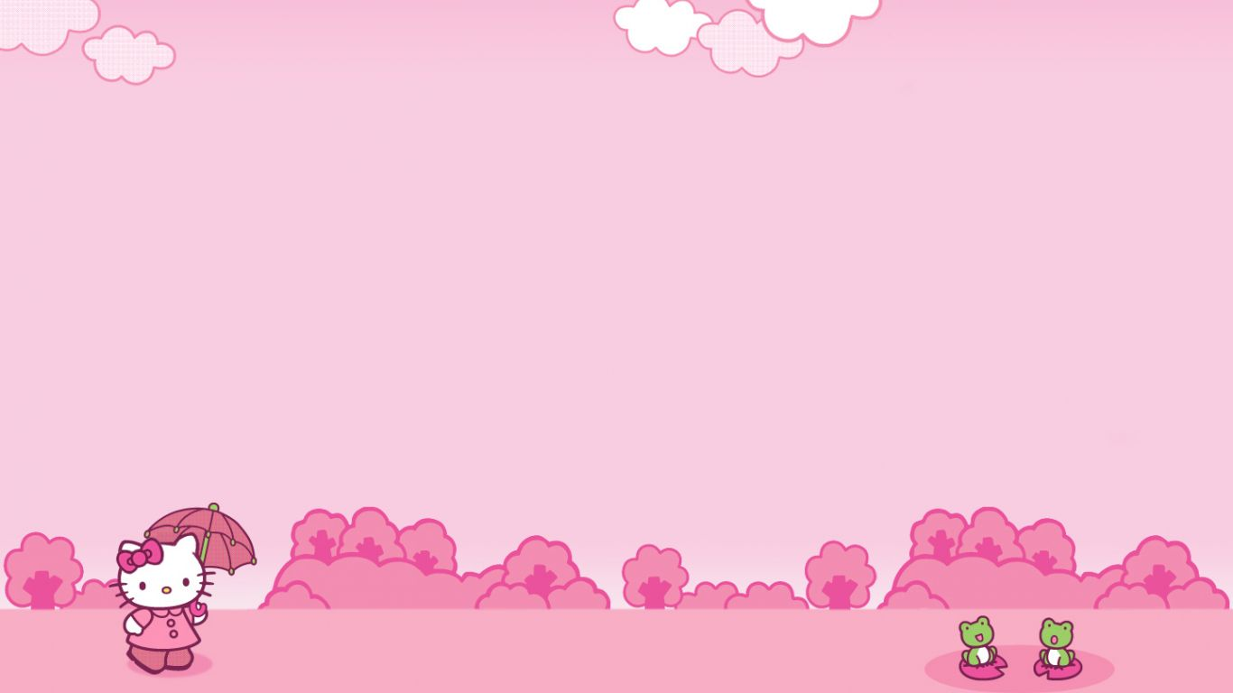 Hello Kitty Aesthetic Wallpapers Wallpaper Cave