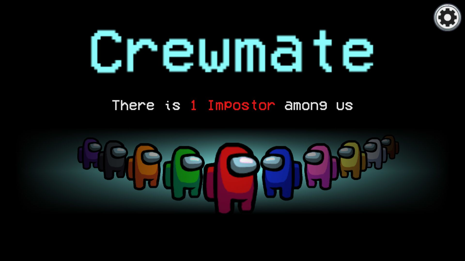 There is 1 Imposter Crewmate Among Us Wallpaper, HD Games 4K Wallpapers, Image, Photos and Backgrounds
