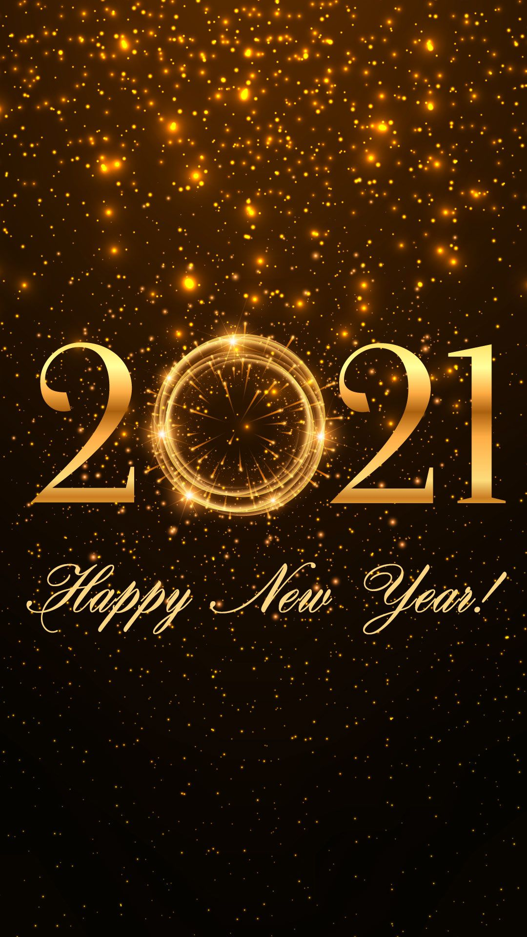 Happy New Year 2021 4k Wallpapers Wallpaper Cave
