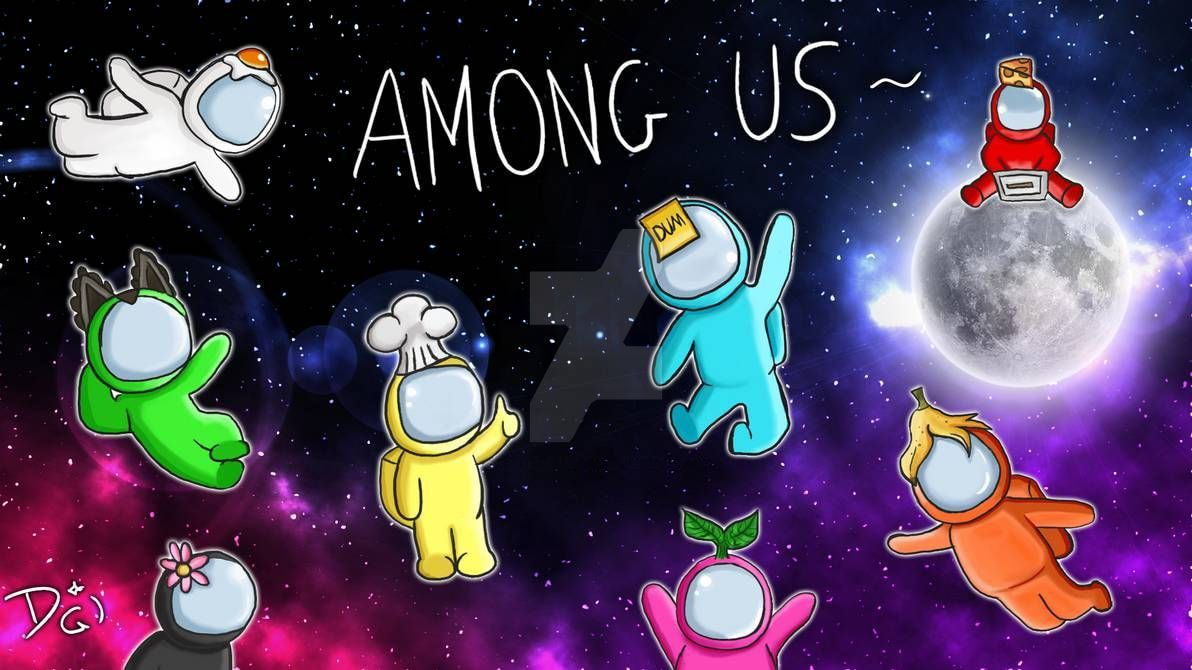 2021 Among Us Wallpapers Wallpaper Cave