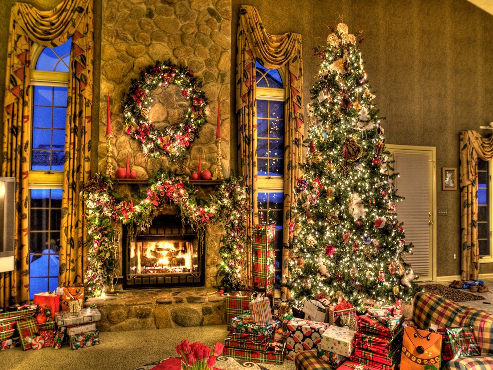 HD Christmas Trees Wallpapers ...