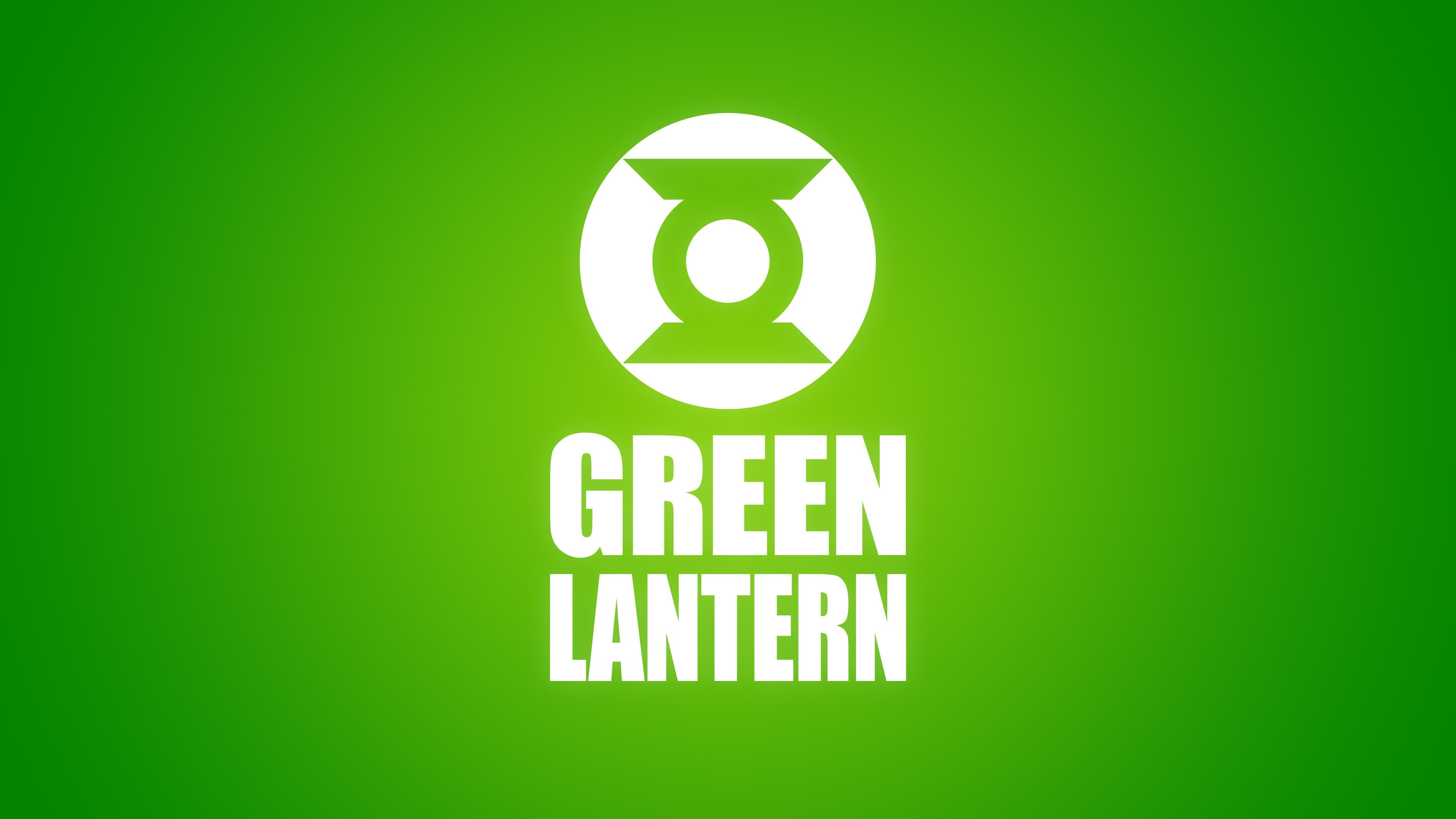 Green Lantern Logo 4k, HD Superheroes, 4k Wallpapers, Image, Backgrounds, Photos and Pictures