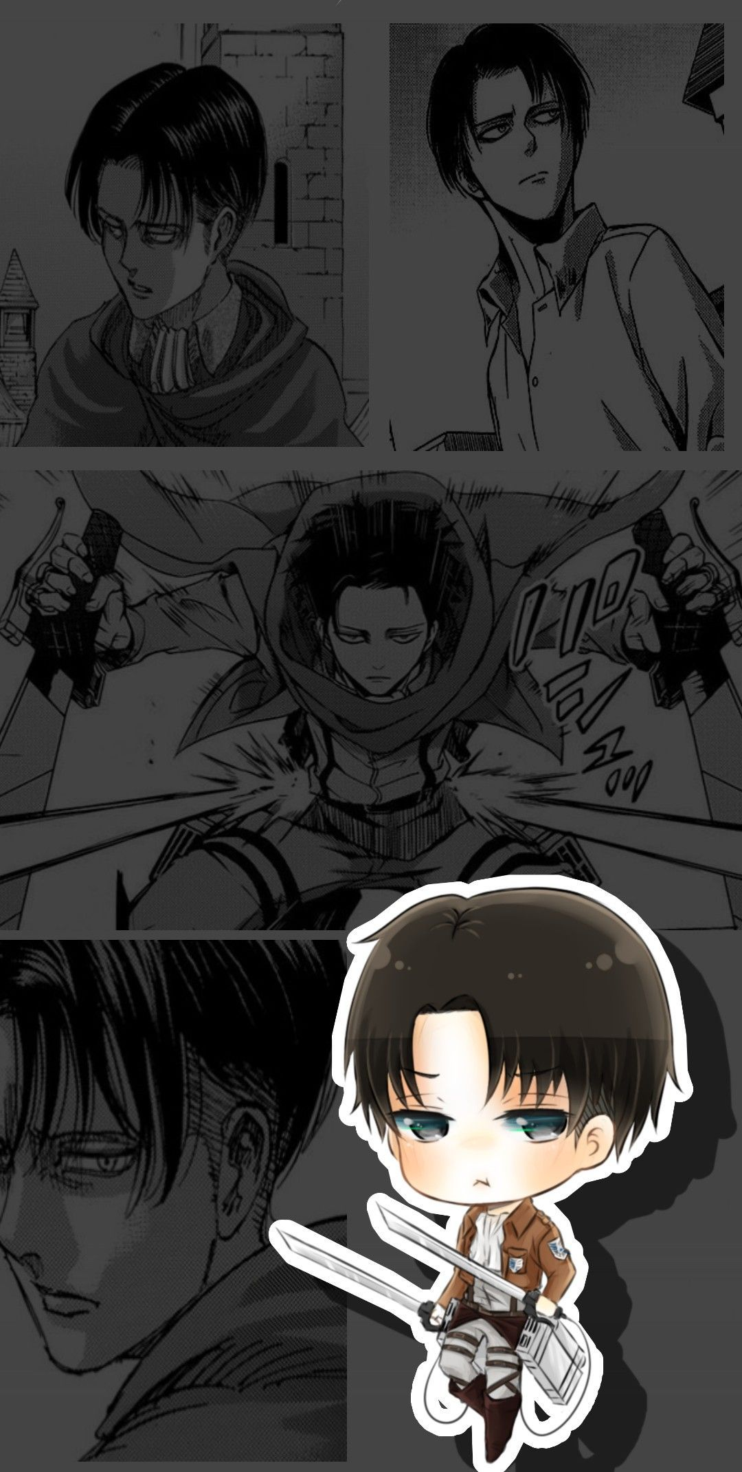 Aesthetic Levi Wallpapers Wallpaper Cave