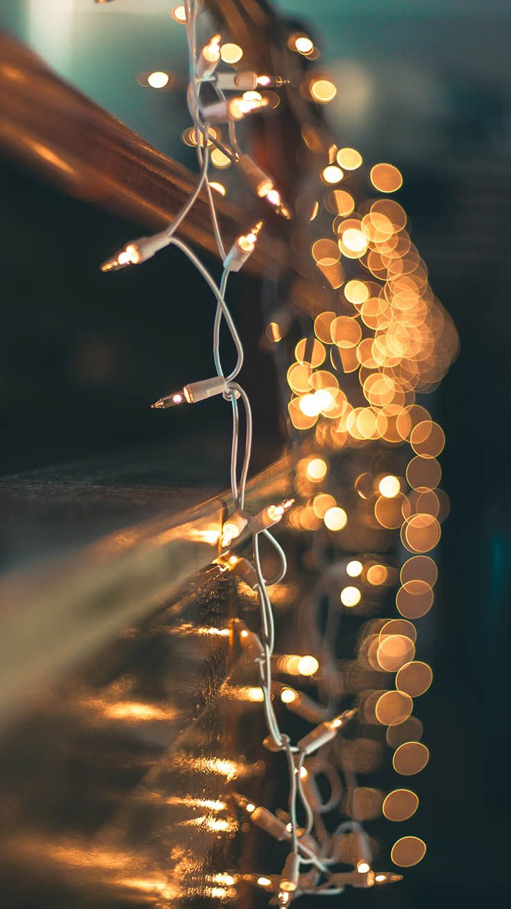 Christmas Light iPhone Wallpapers   Wallpaper Cave