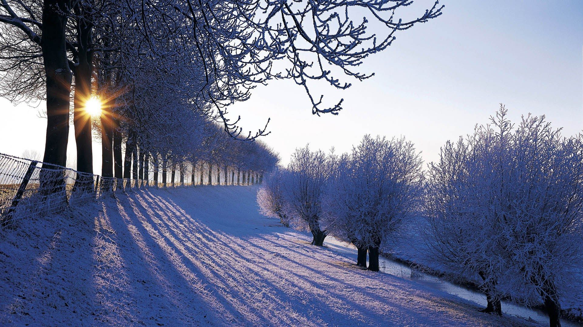 Winter In Europe Wallpapers Wallpaper Cave