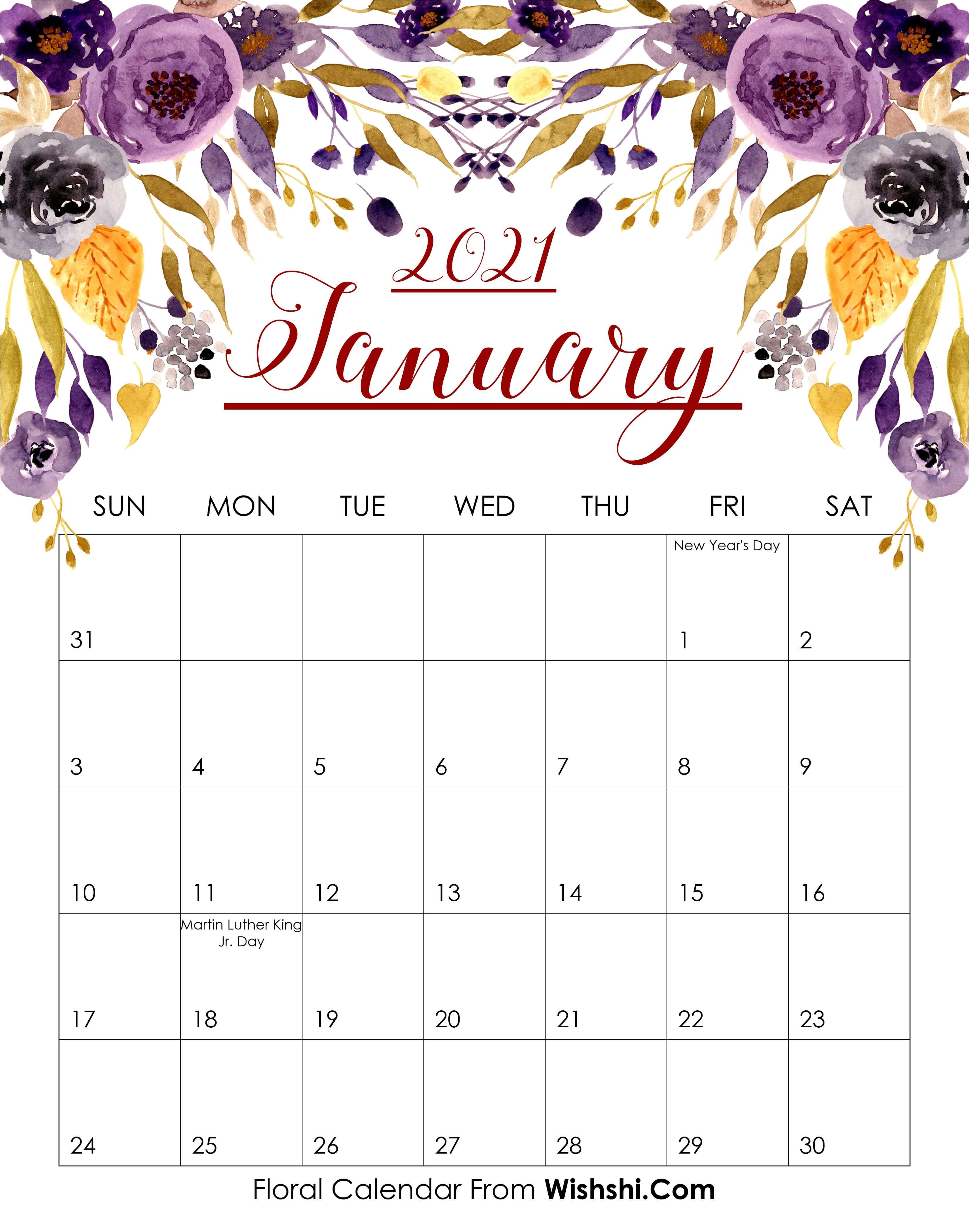 Cute Year 2021 Calendar Wallpapers - Wallpaper Cave
