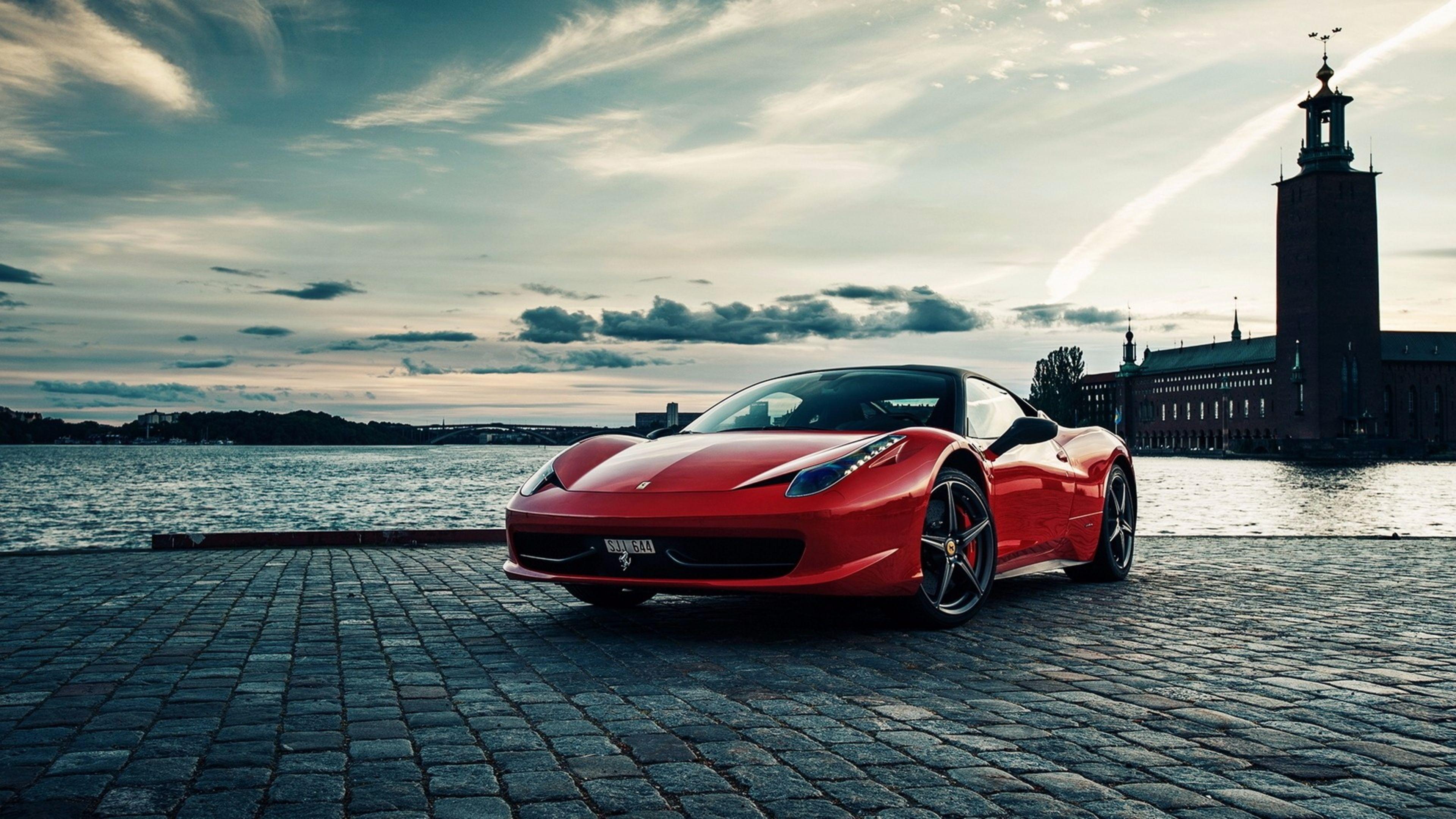 Ferrari 4k Wallpapers Wallpaper Cave