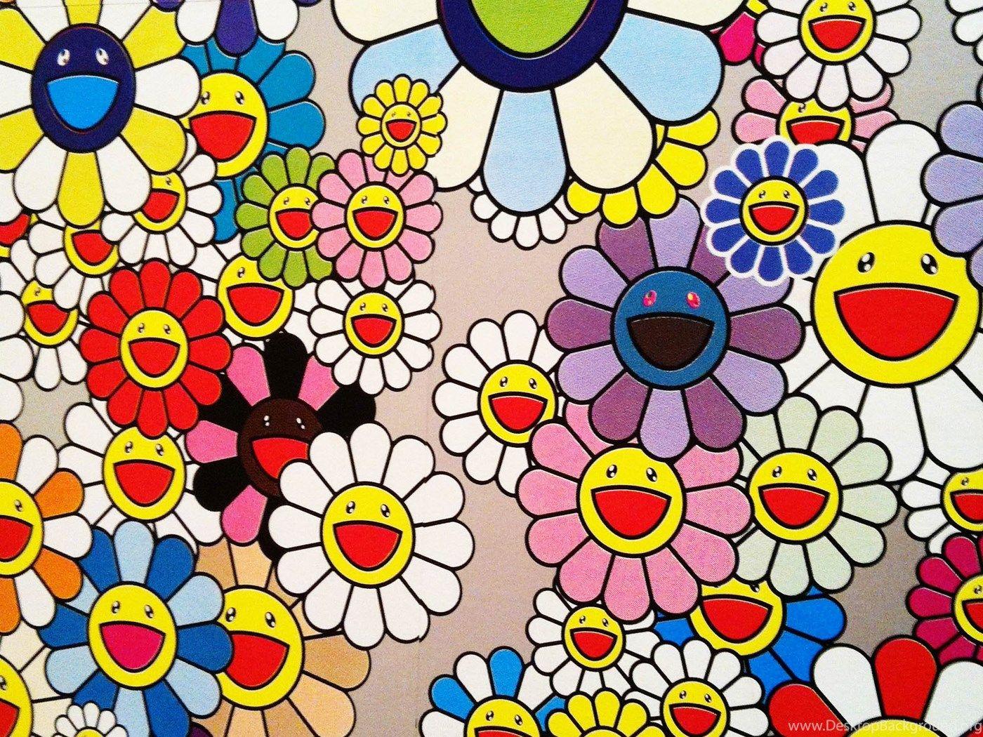 Murakami Art Wallpapers - Wallpaper Cave