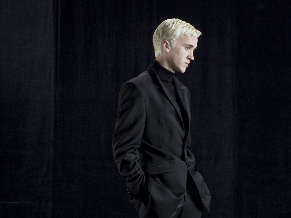 draco malfoy aesthetic pc wallpapers