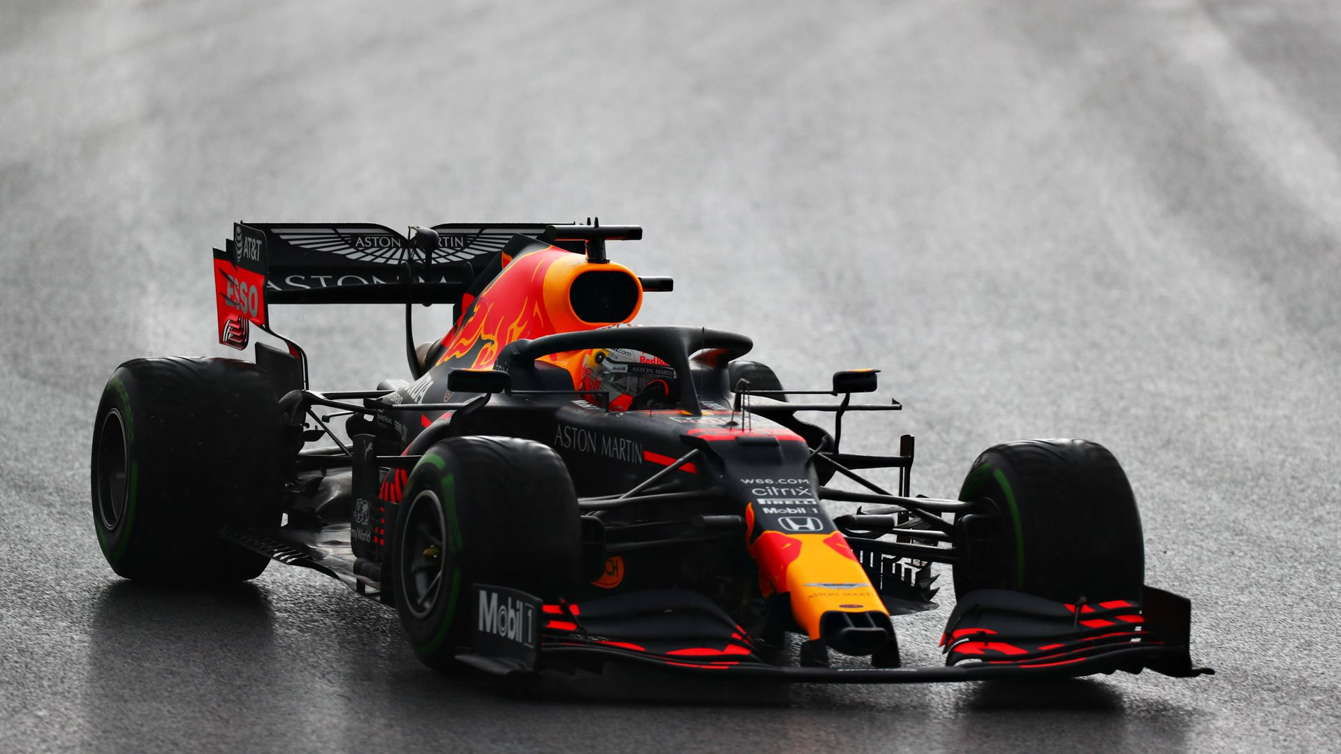2020 Turkish Grand Prix FP3 report and highlights: Verstappen quickest in final practice as rain makes meaningful running impossible