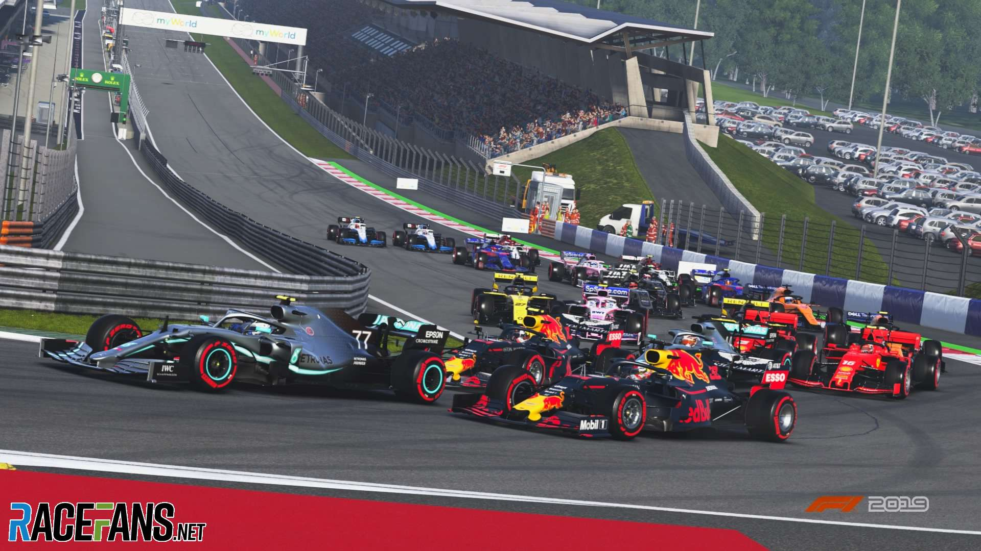 F1 2020 game will feature all 22 tracks despite calendar changes · RaceFans