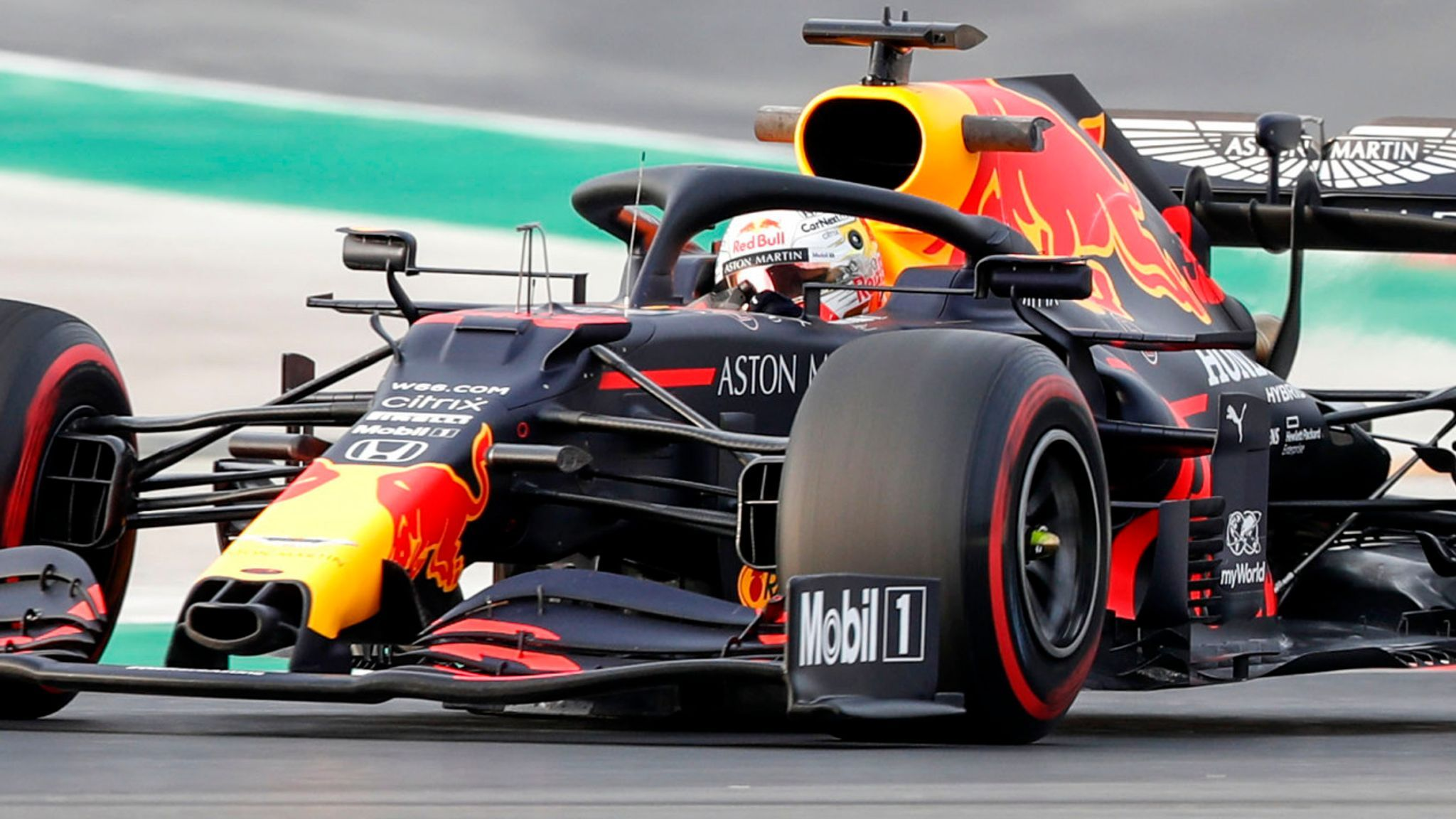 Max Verstappen sets early pace at Turkish GP, Lewis Hamilton only fourth after Practice Two