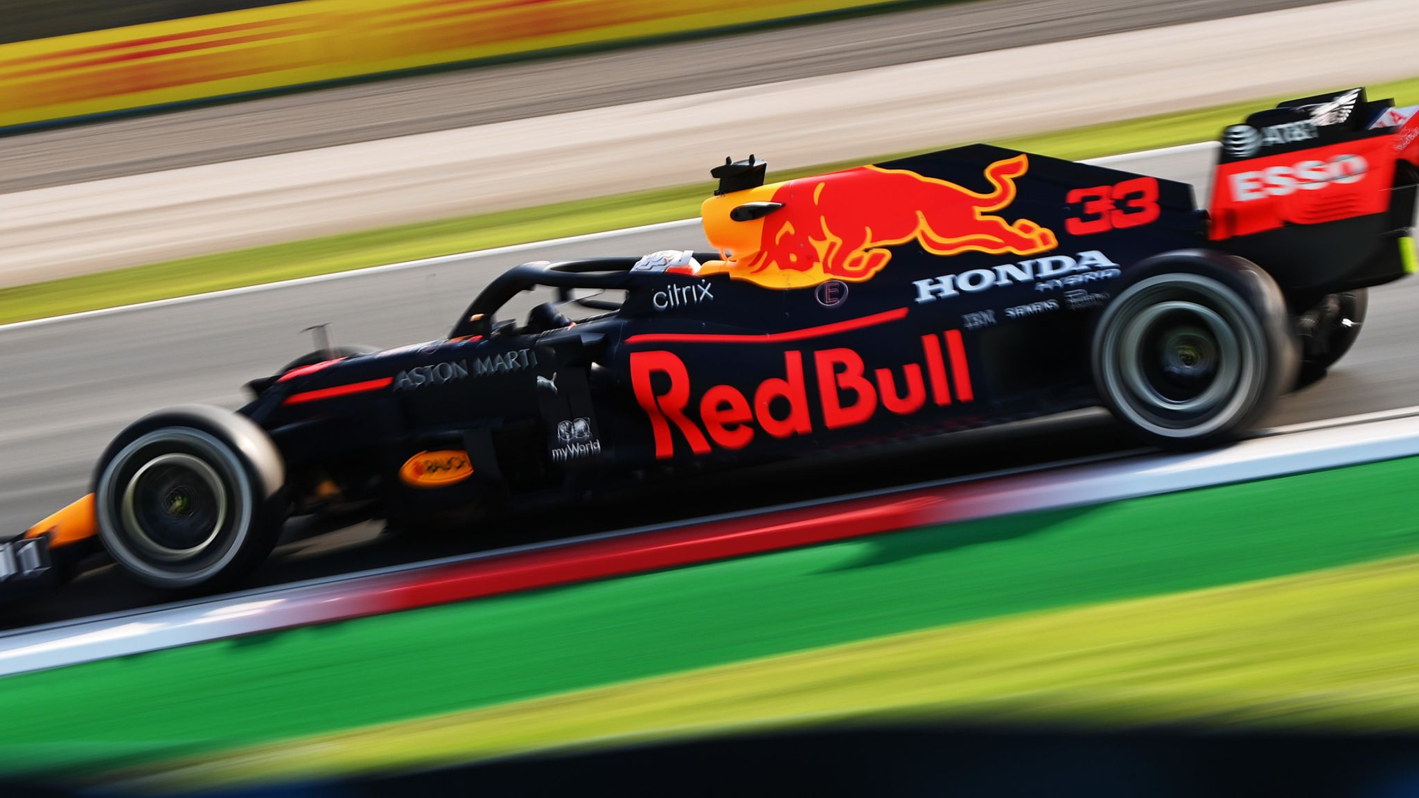 Turkish GP: Max Verstappen heads Practice One on F1's Istanbul return