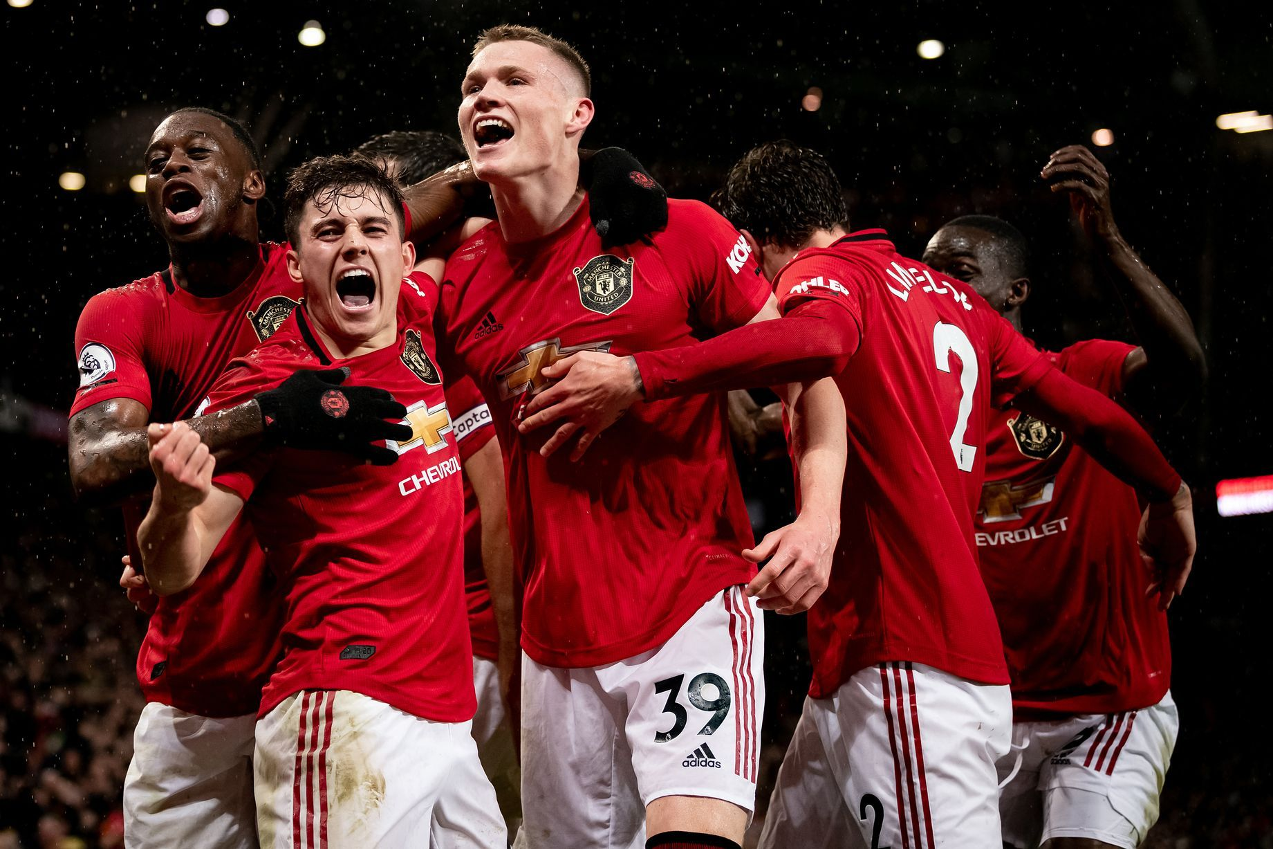 Manchester United 2021 Team Wallpapers - Wallpaper Cave