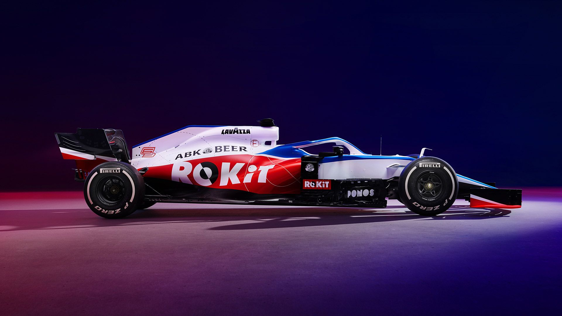 Williams Racing Zoom Background 5