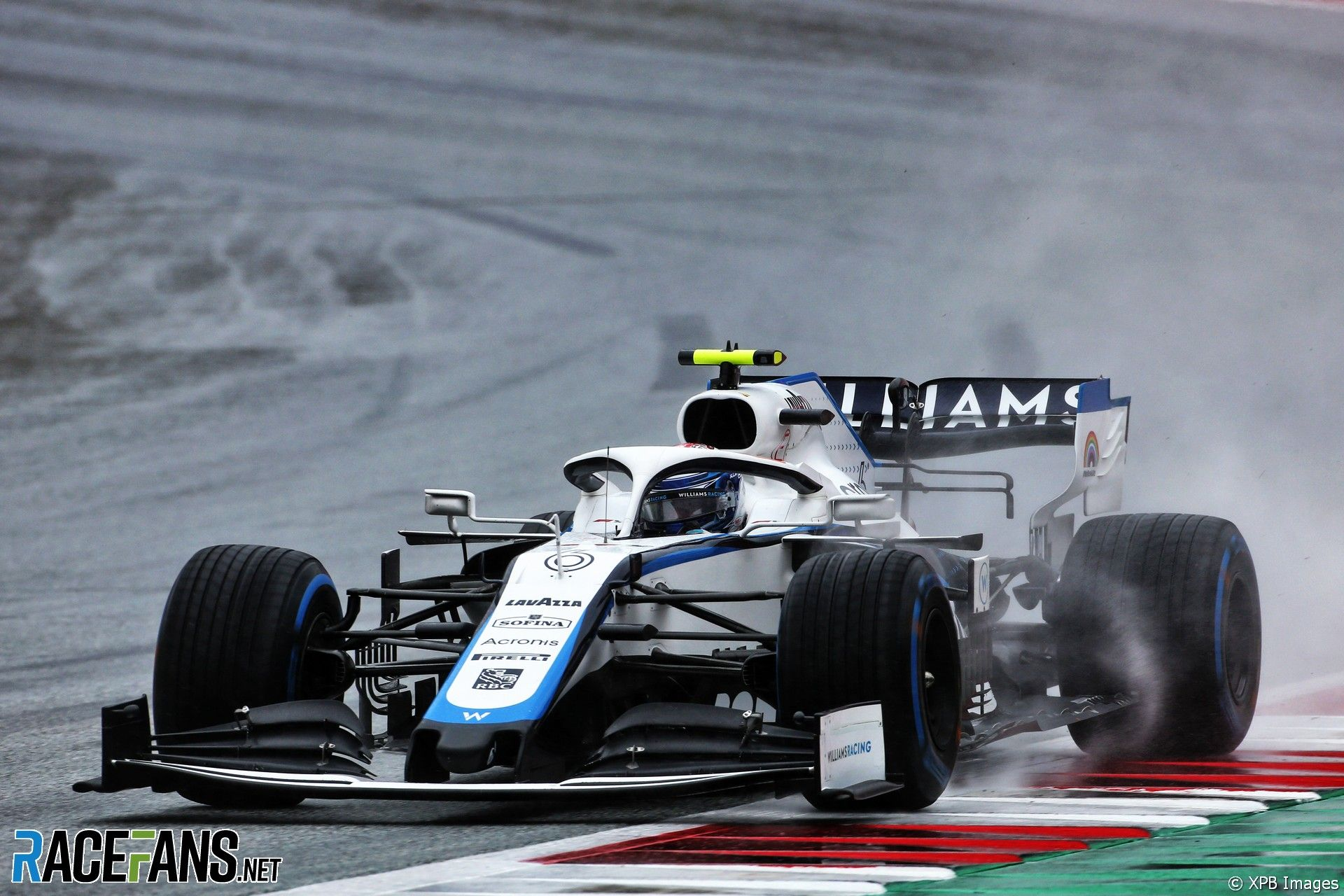 Williams Racing Background 7