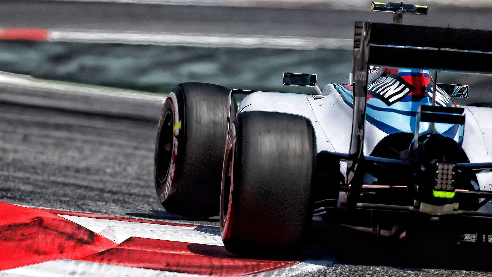 Williams Racing Background 8