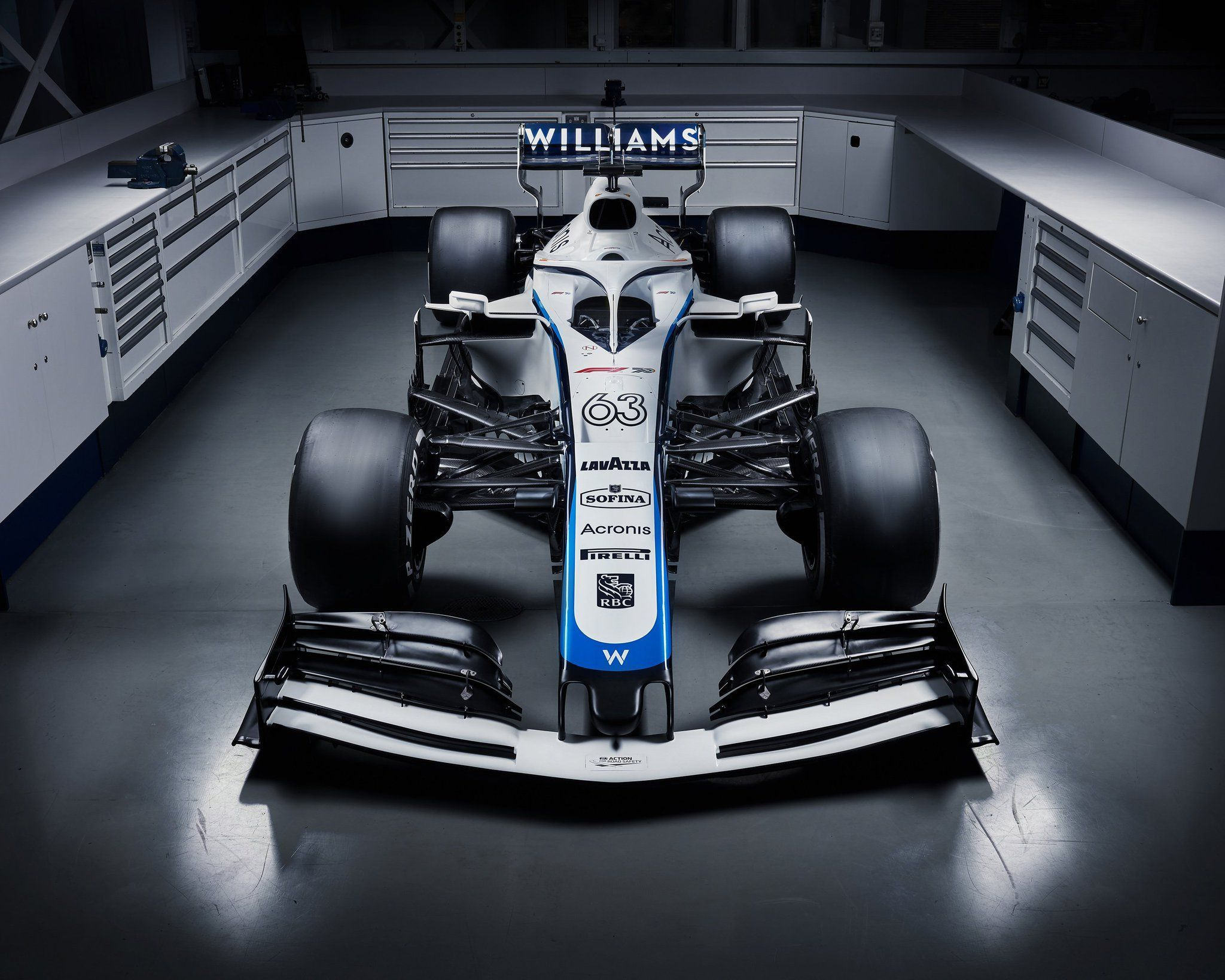 Williams Racing Background 10