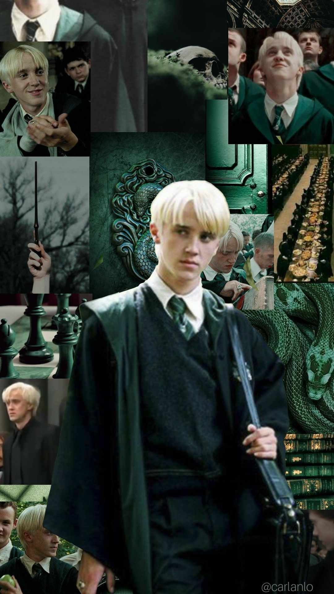 draco malfoy aesthetic wallpapers