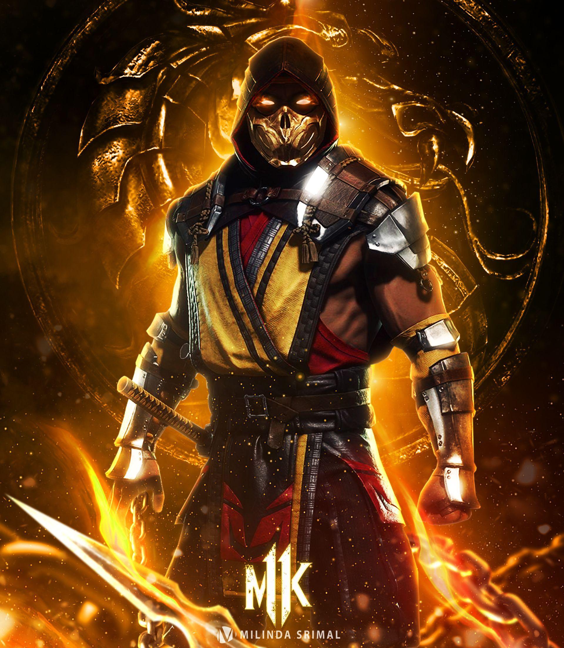 Mortal Kombat 2021 Wallpapers - Wallpaper Cave