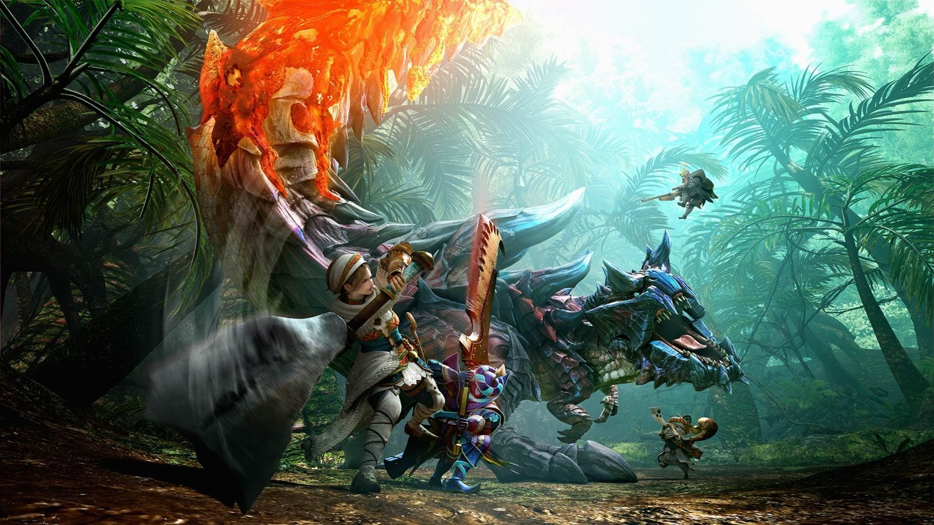 Monster Hunter Wallpapers Phone ~ Monodomo