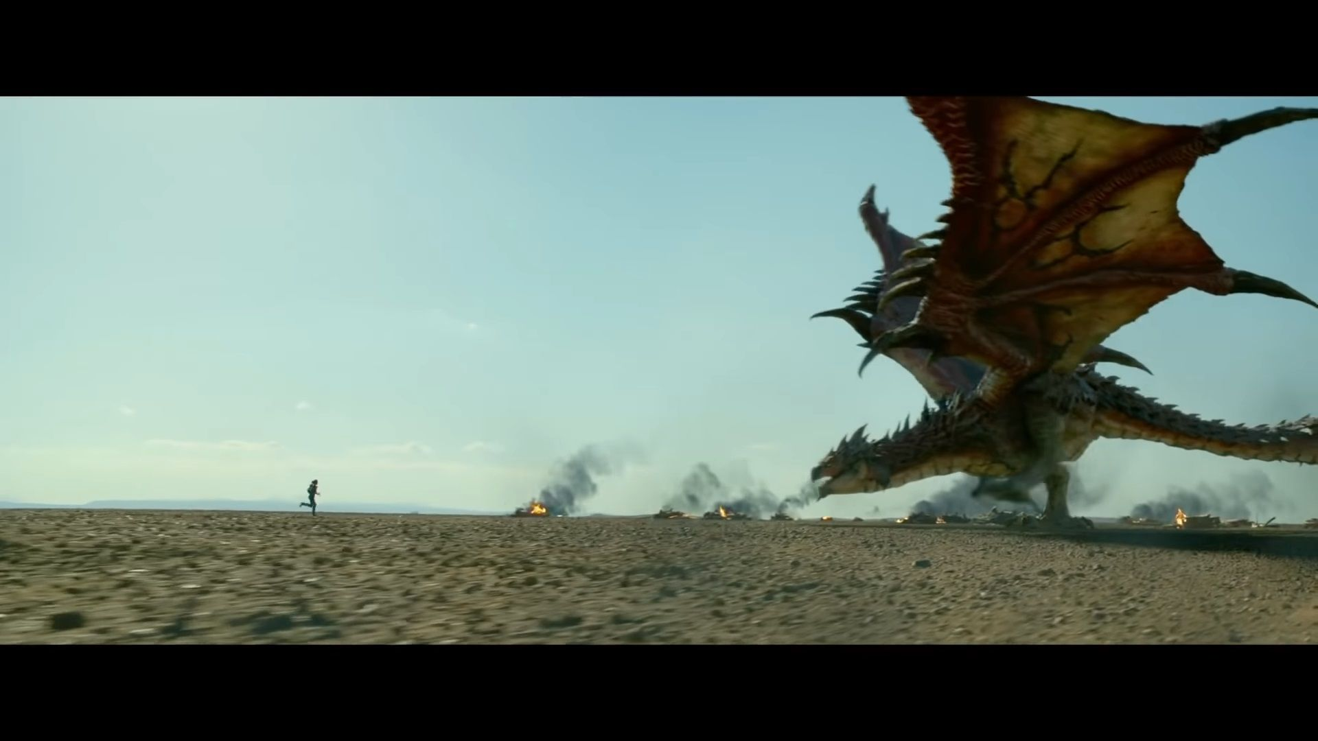 WATCH: Monster Hunter movie trailer features monsters Rathalos and Diablos