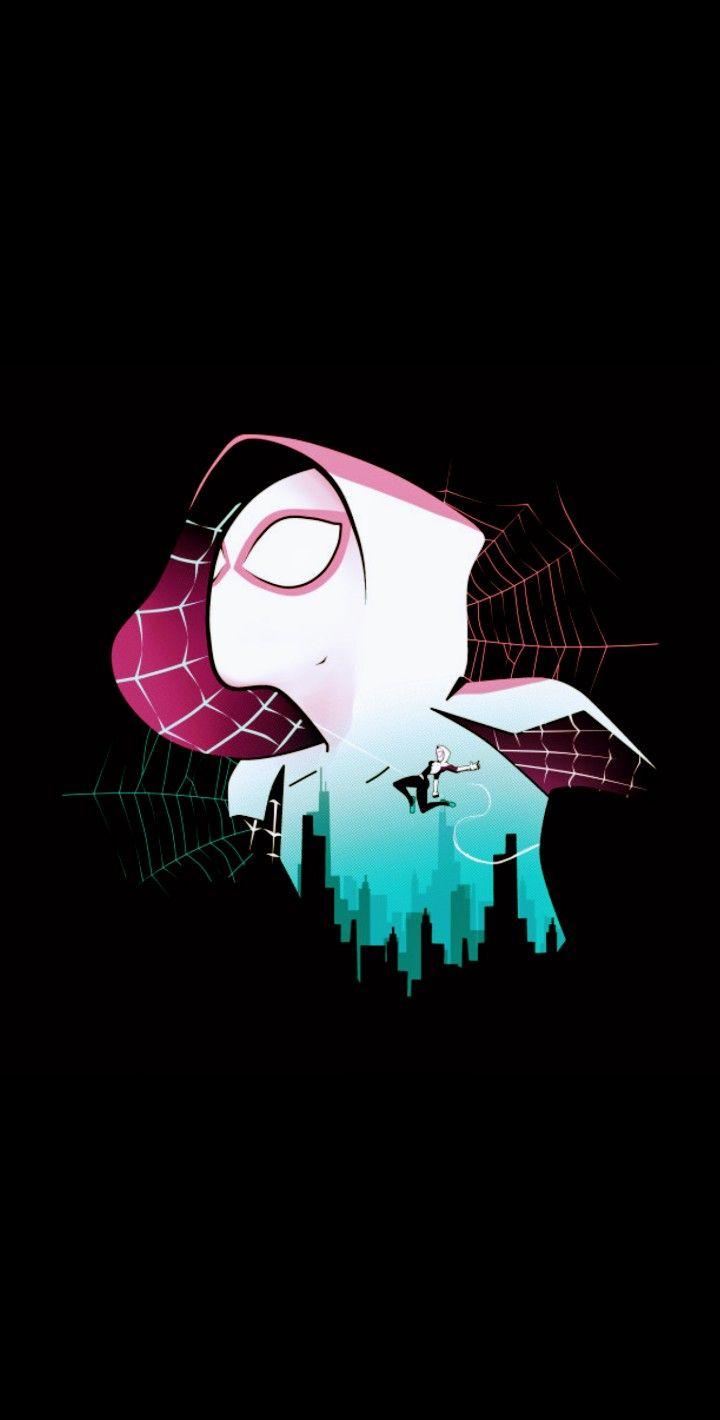 Wallpaper spider gwen Spider Gwen