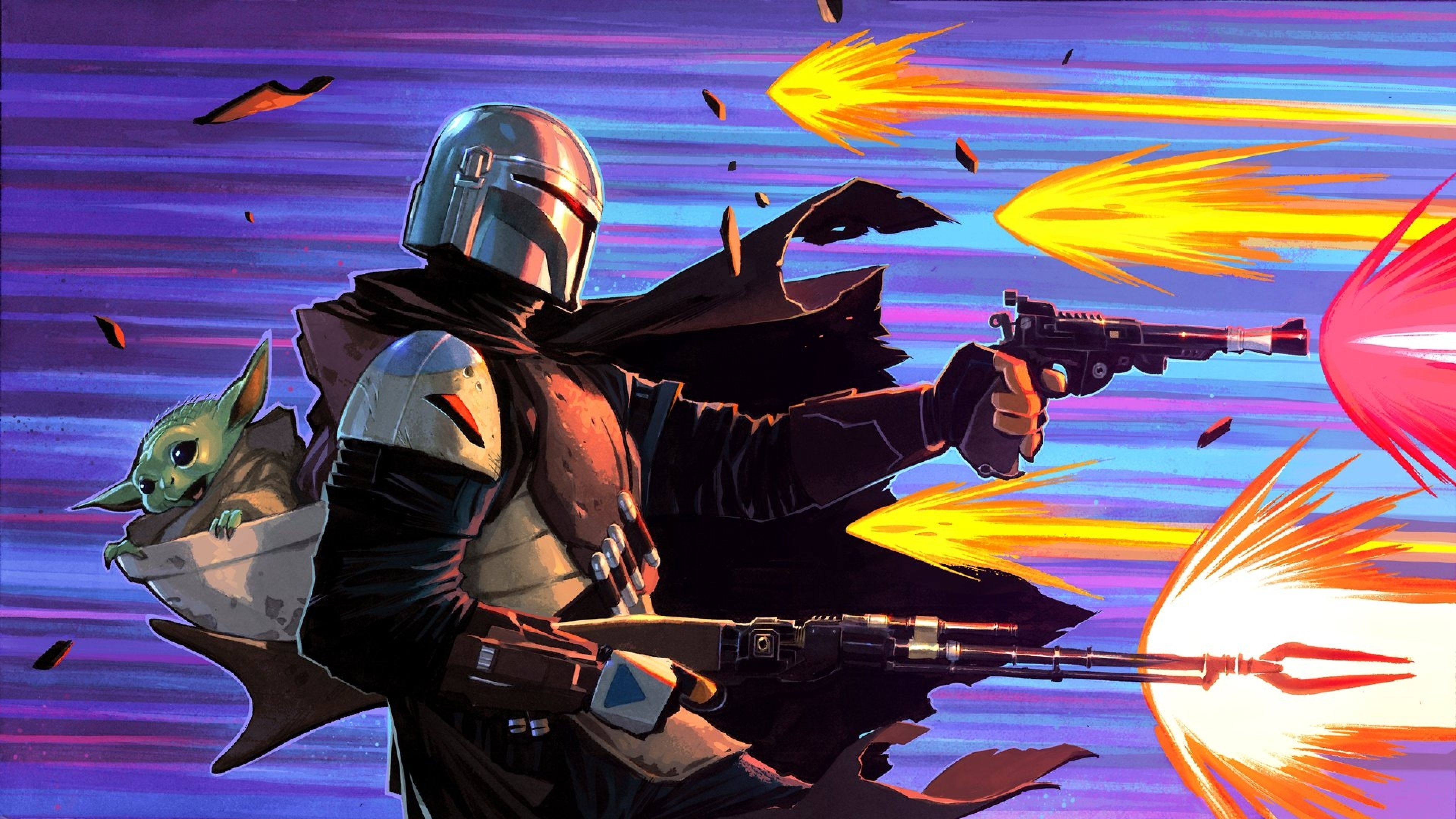 Fortnite Baby Yoda Wallpapers Wallpaper Cave Fortnite's marvel arc is now over after the big final event last night that saw galactus being destroyed with the help of iron man, thor and a whole lot of battle buses. wallpaper cave