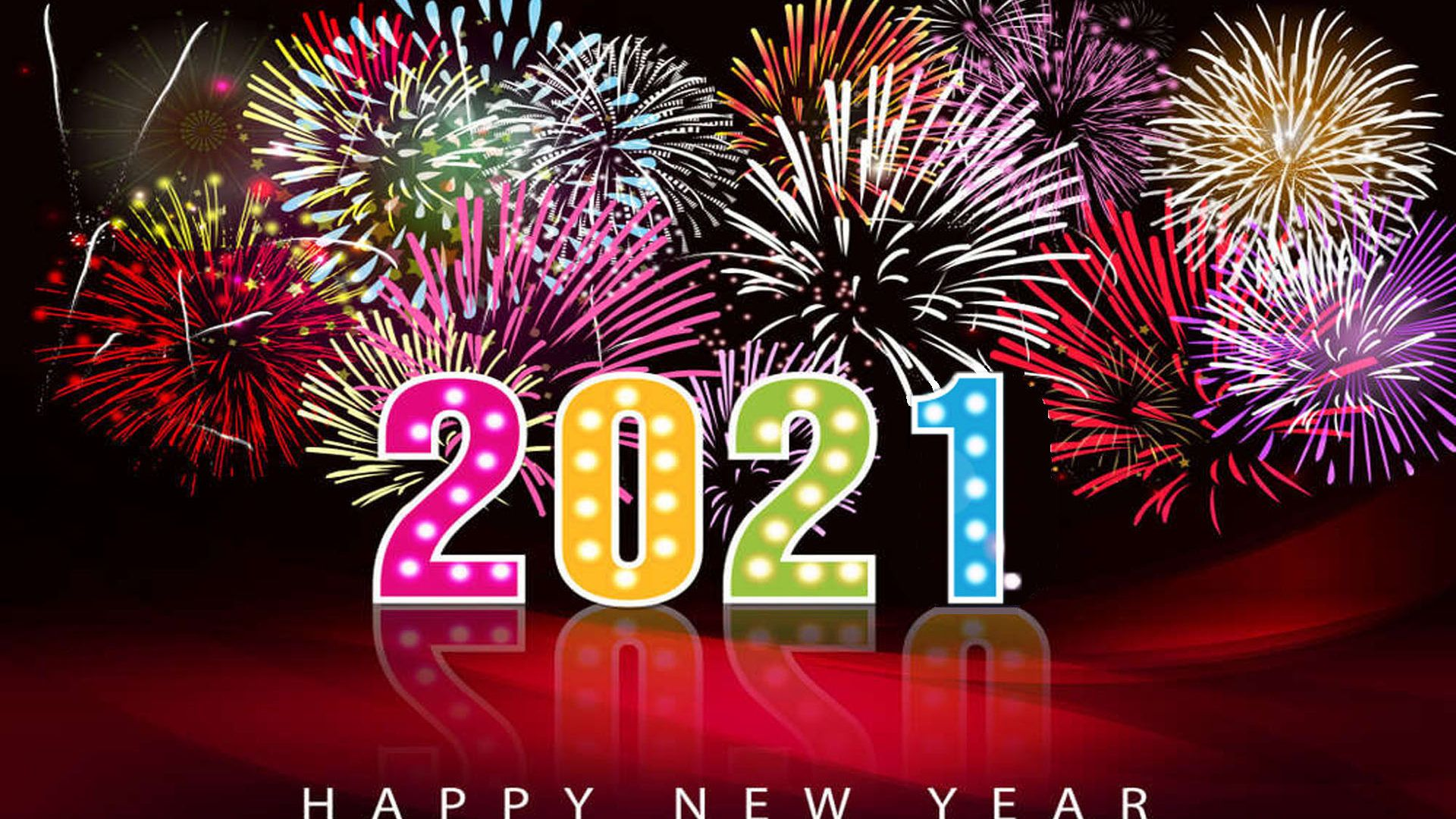 New Years Eve 2021 Wallpapers Wallpaper Cave