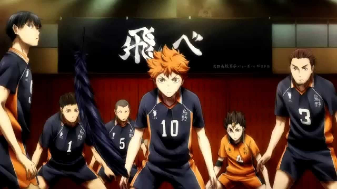 Haikyuu ♚ Kings and Queens ♛ AMV