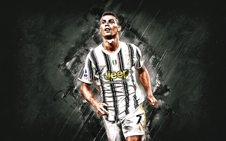 Cristiano Ronaldo Juventus 2021 Wallpapers - Wallpaper Cave