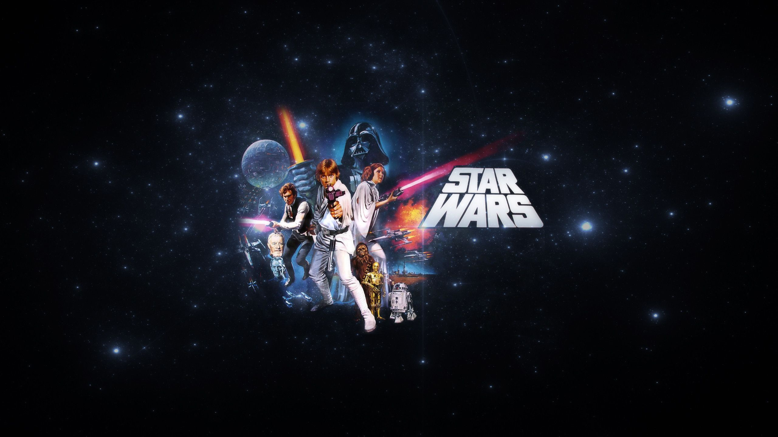 Star Wars Aesthetic Desktop Wallpapers Wallpaper Cave