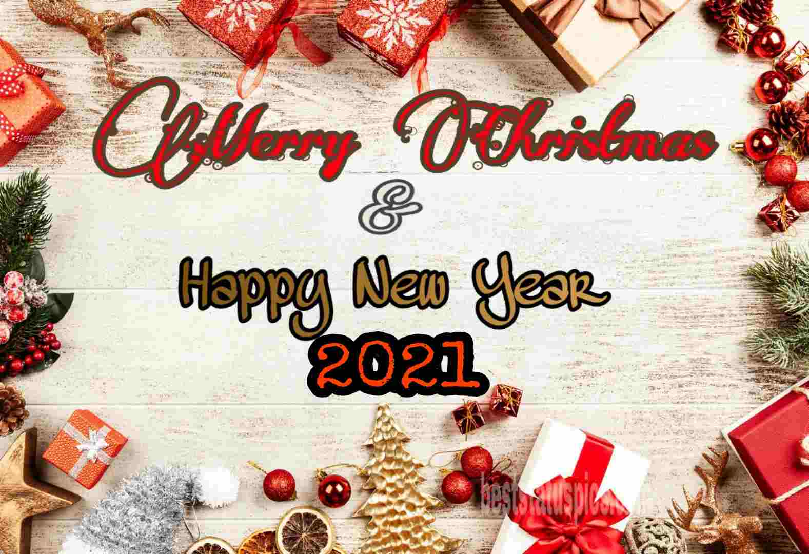 2021 Happy Merry Christmas And Happy New Year Wallpaper Lake Up In Mountain Merry Christmas And A Happy New Year 2021 Wallpapers Wallpaper Cave