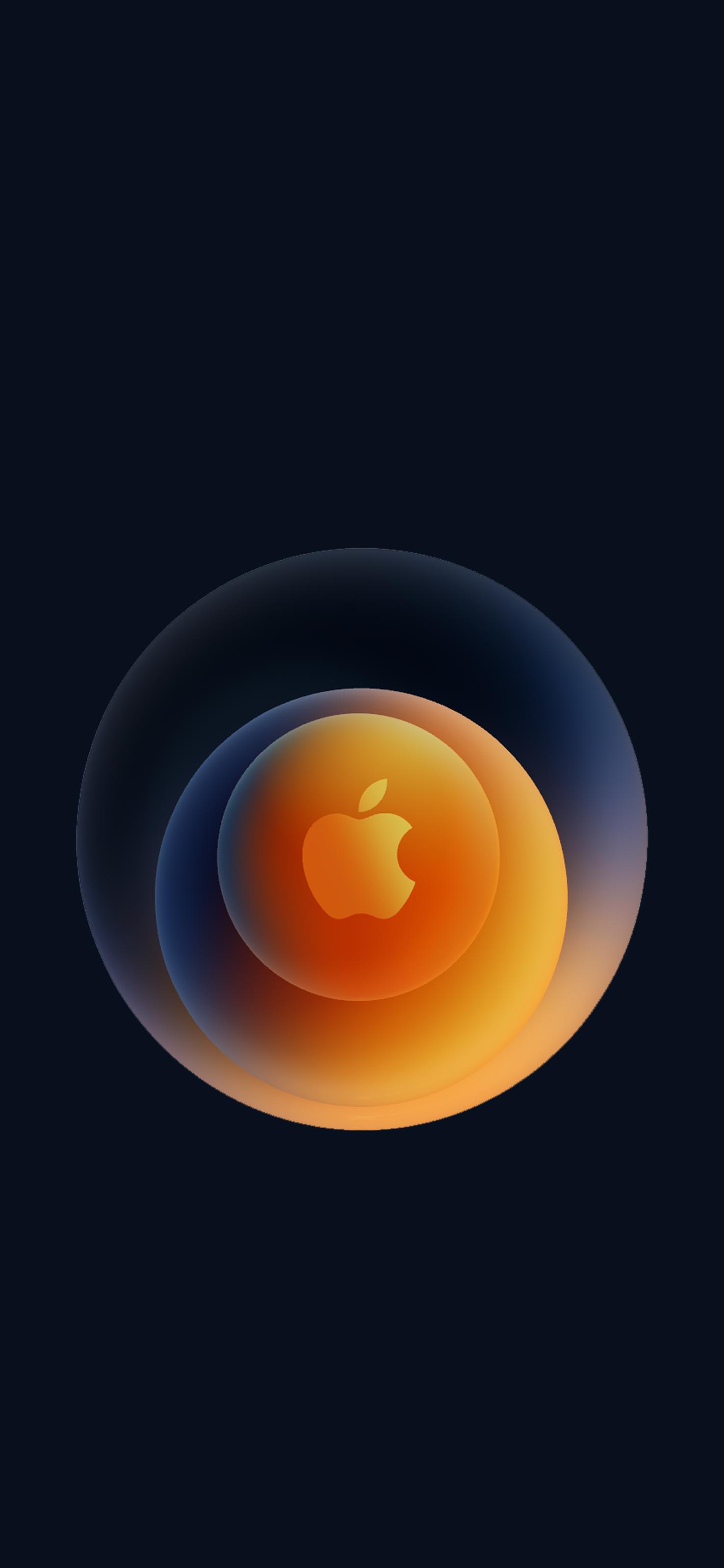 Apple Logo Iphone 12 Wallpapers Wallpaper Cave