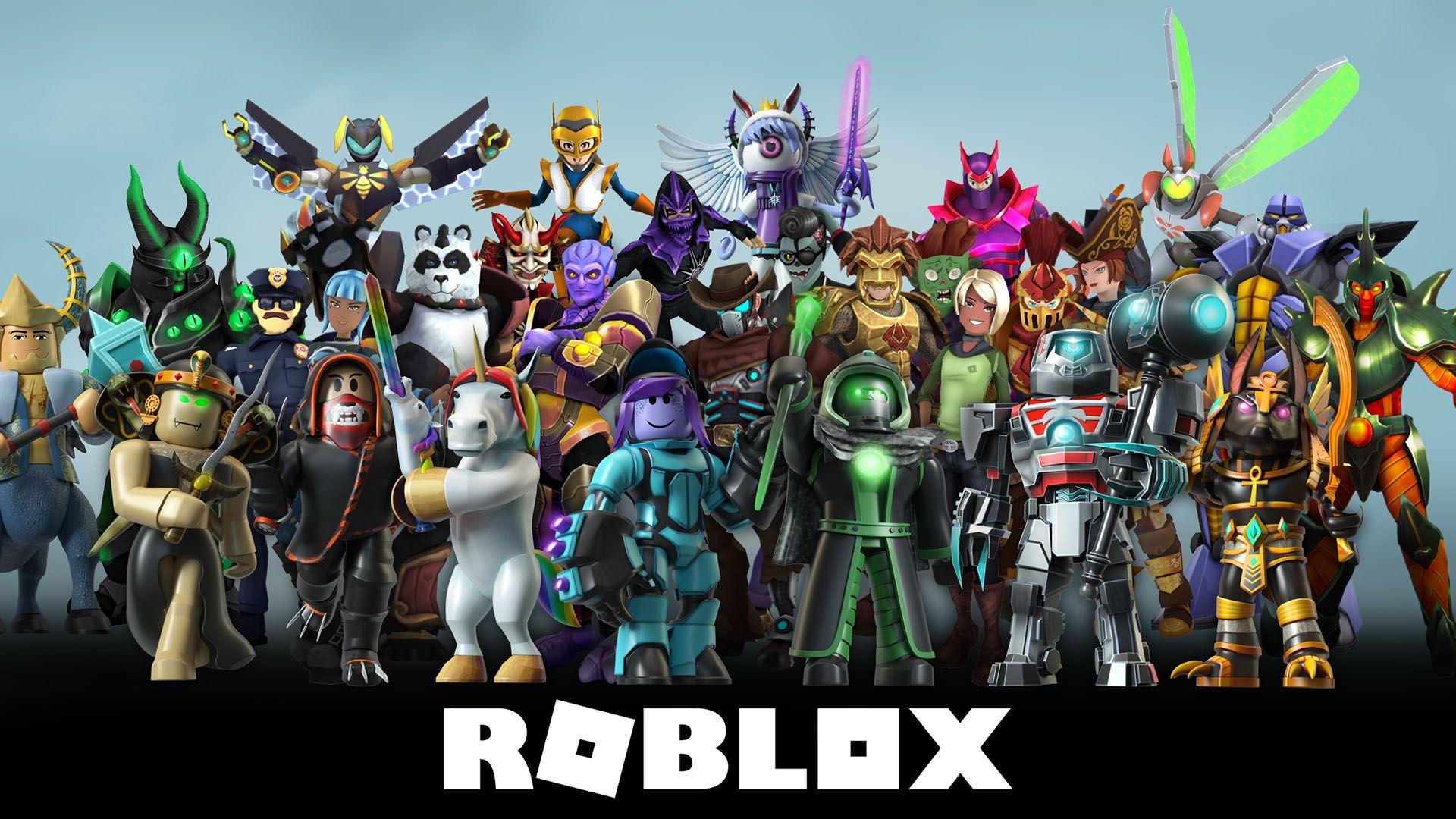 Wallpaper For Pc Roblox