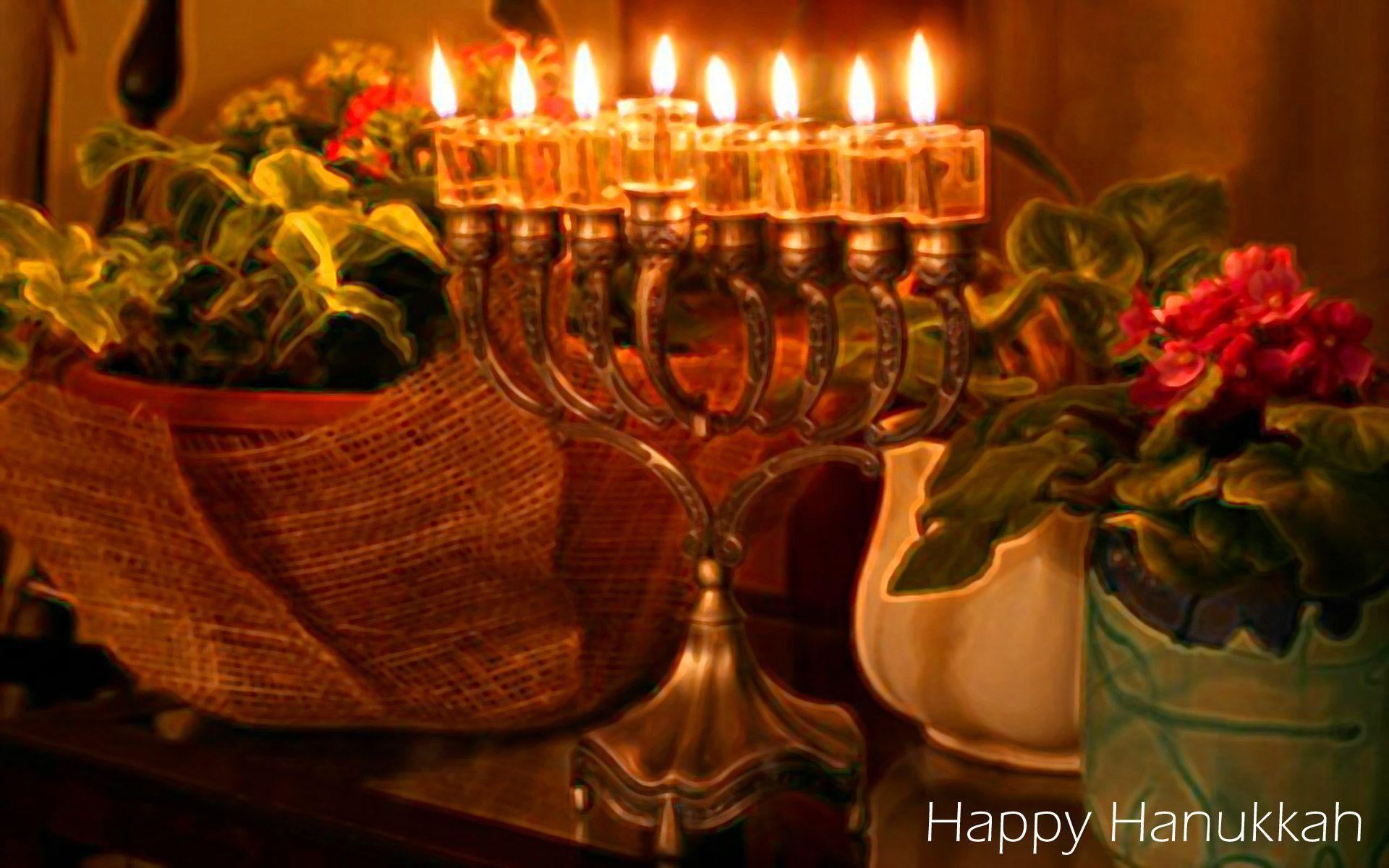 Celebrate the Festival of Lights With Hanukkah Browser Themes ...