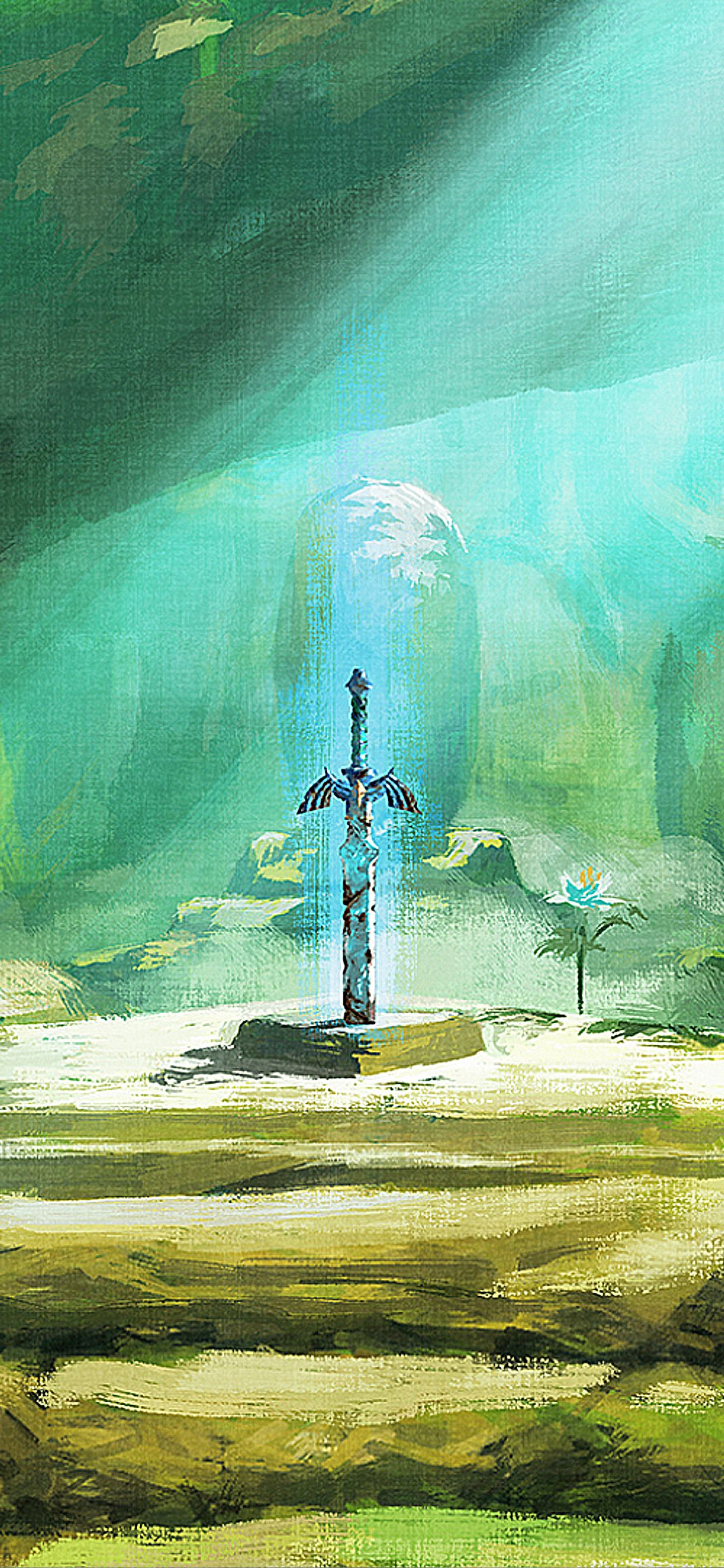 Zelda iPhone 21 Wallpapers   Wallpaper Cave