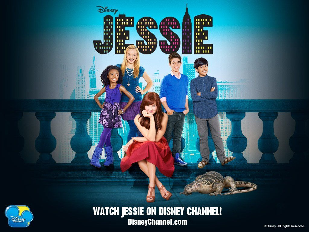 49+] Jessie Wallpapers Disney Channel