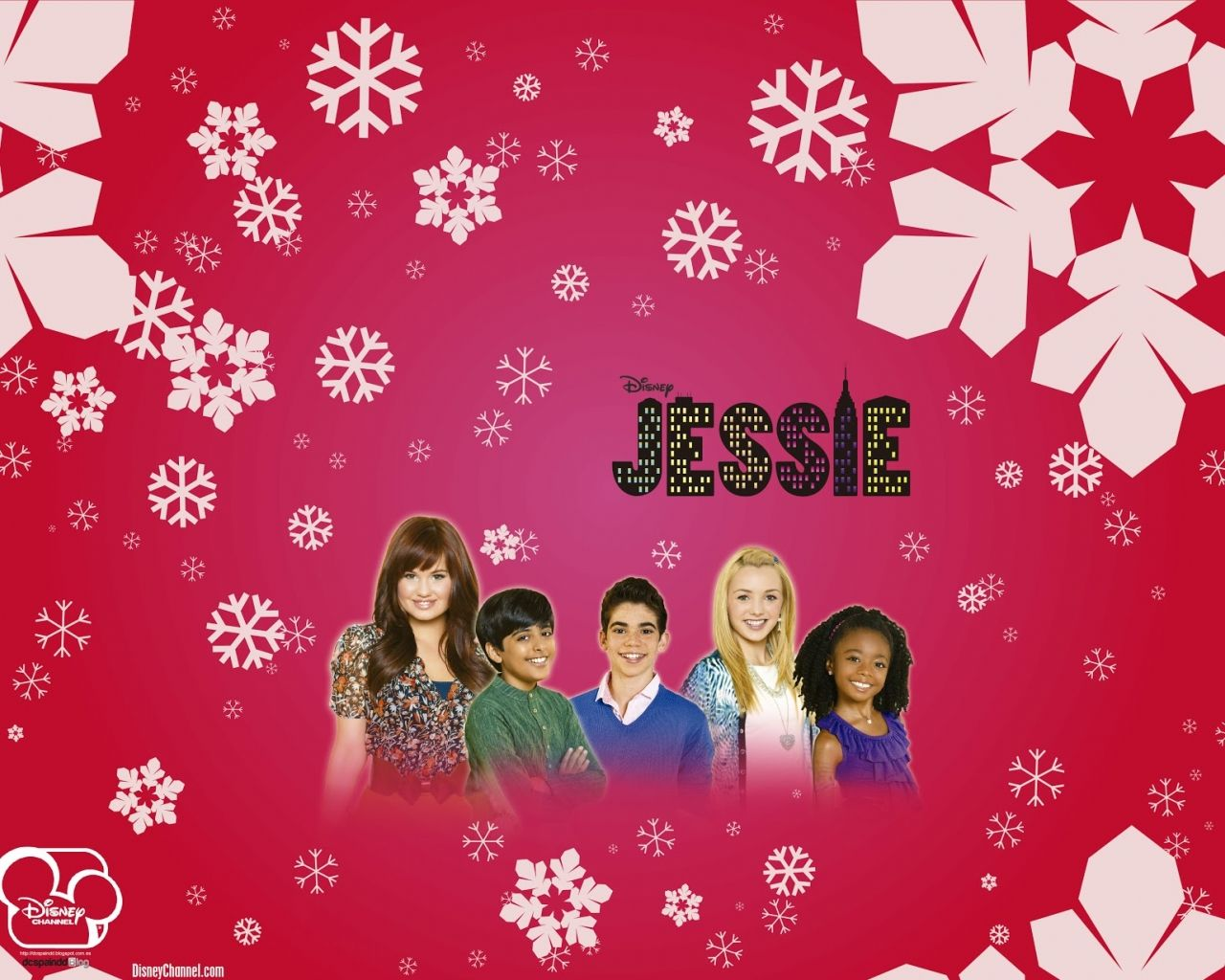 Jessie Wallpapers Disney Channel