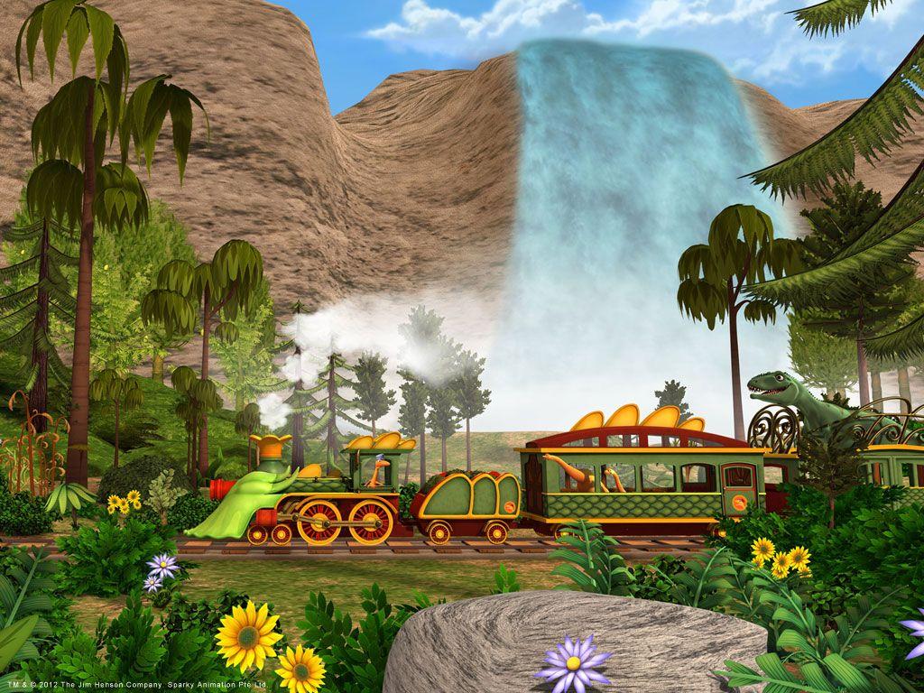 Dinasaur Train Background 9