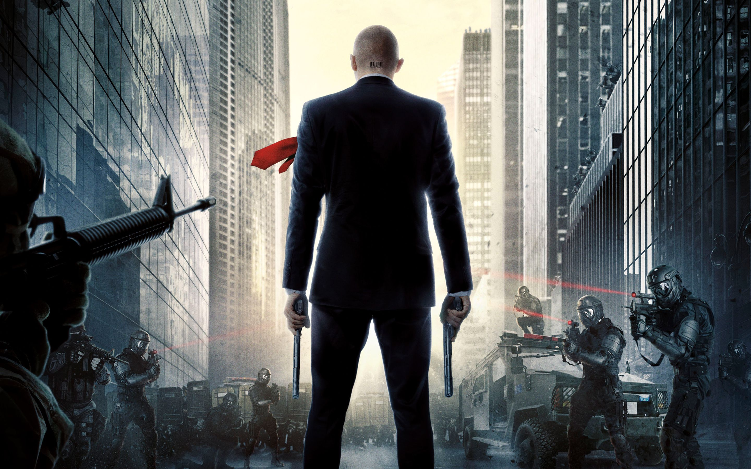 Hitman 4K wallpapers for your desktop or mobile screen free and easy to download
