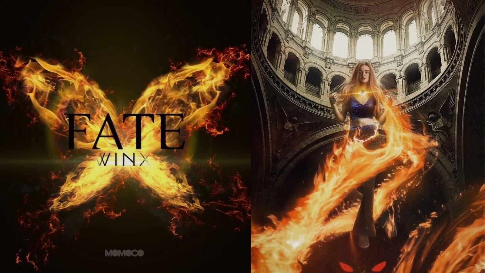 Fate: The Winx Saga Teams Background 4