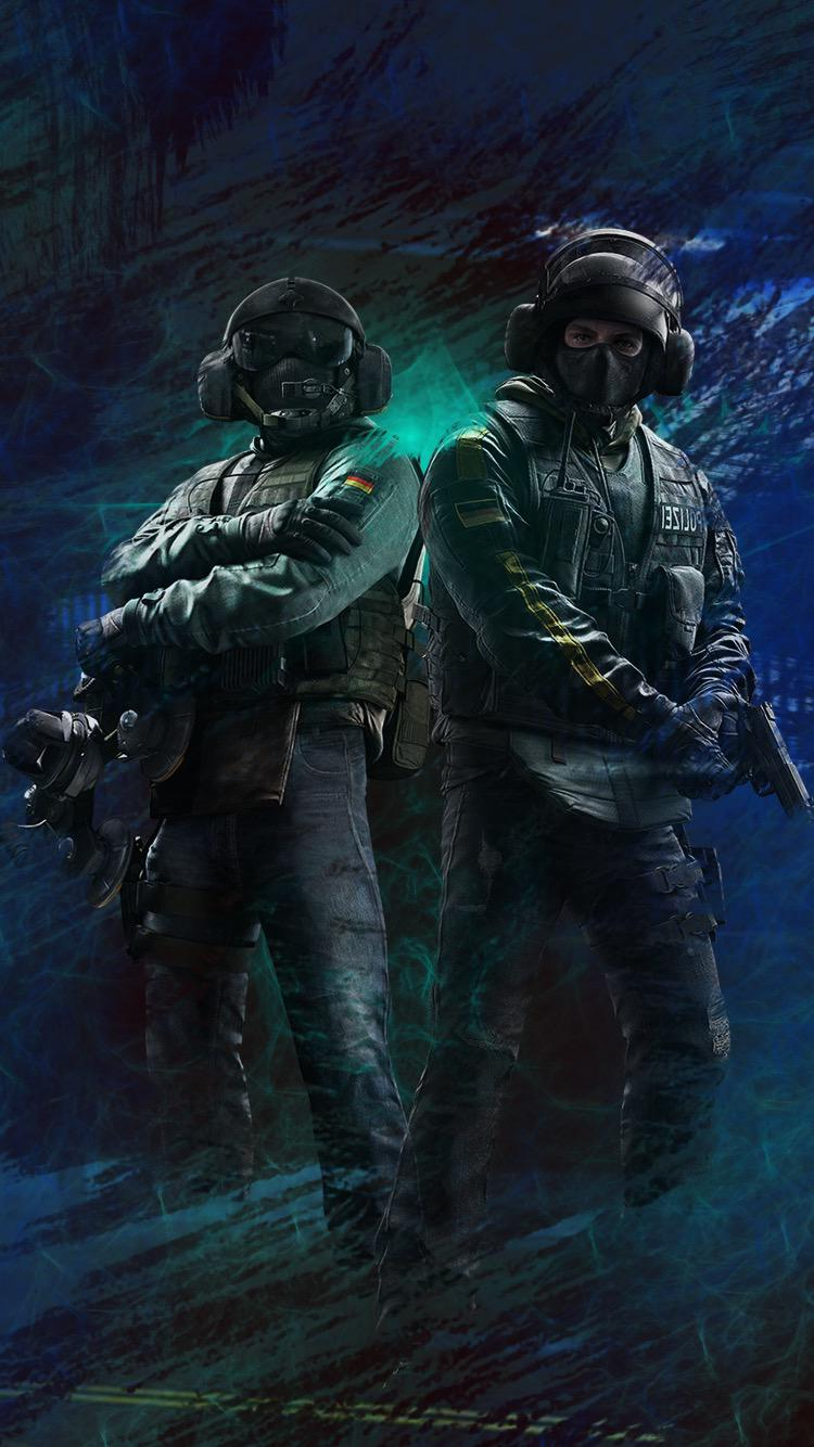 Rainbow Six Siege Jager Wallpapers Wallpaper Cave