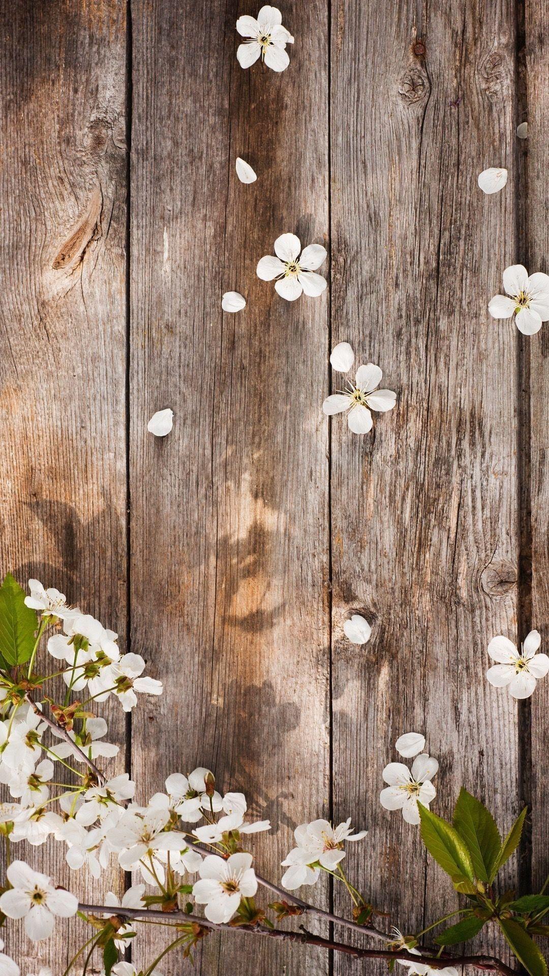 Rustic Flowers Phone Wallpapers Wallpaper Cave