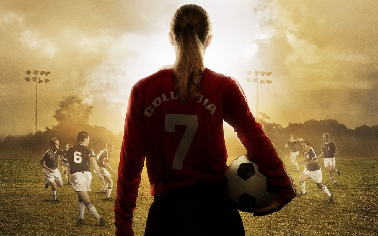 Soccer Girl Wallpapers Wallpaper Cave