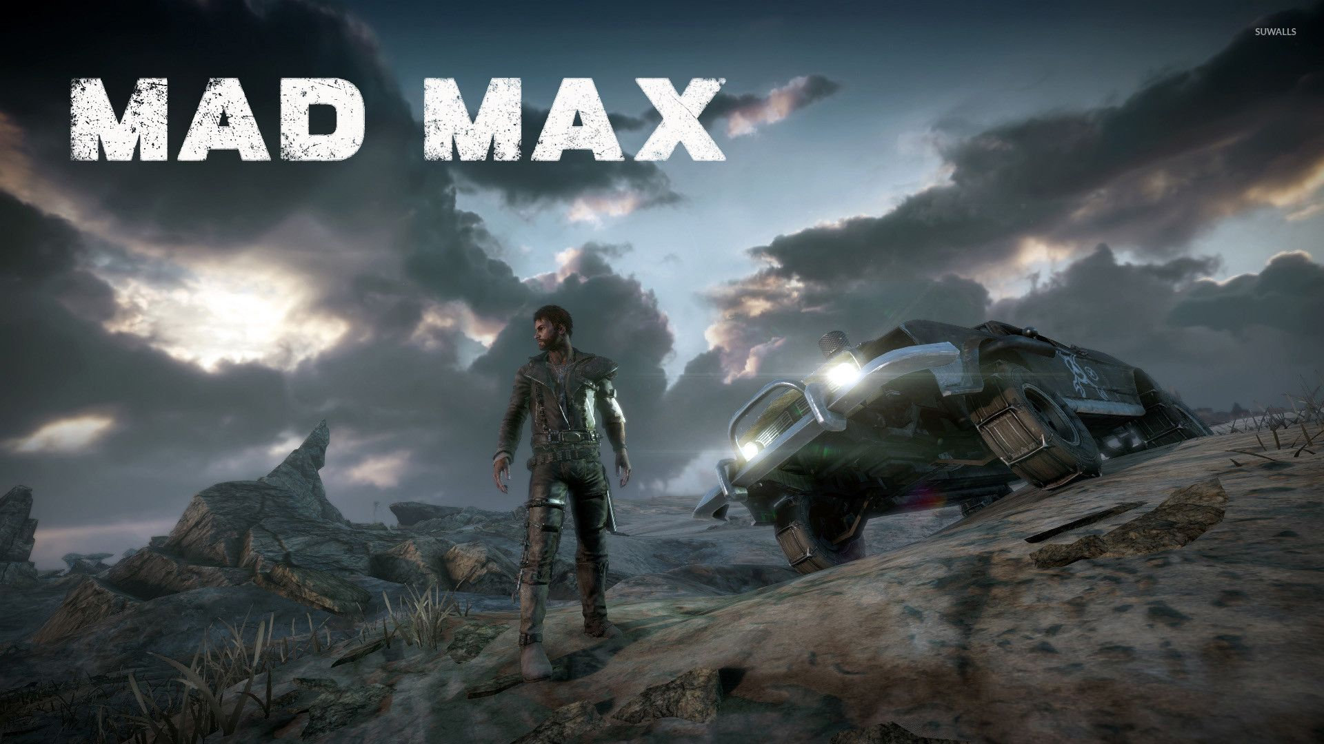 Mad Max Game Wallpapers - Wallpaper Cave