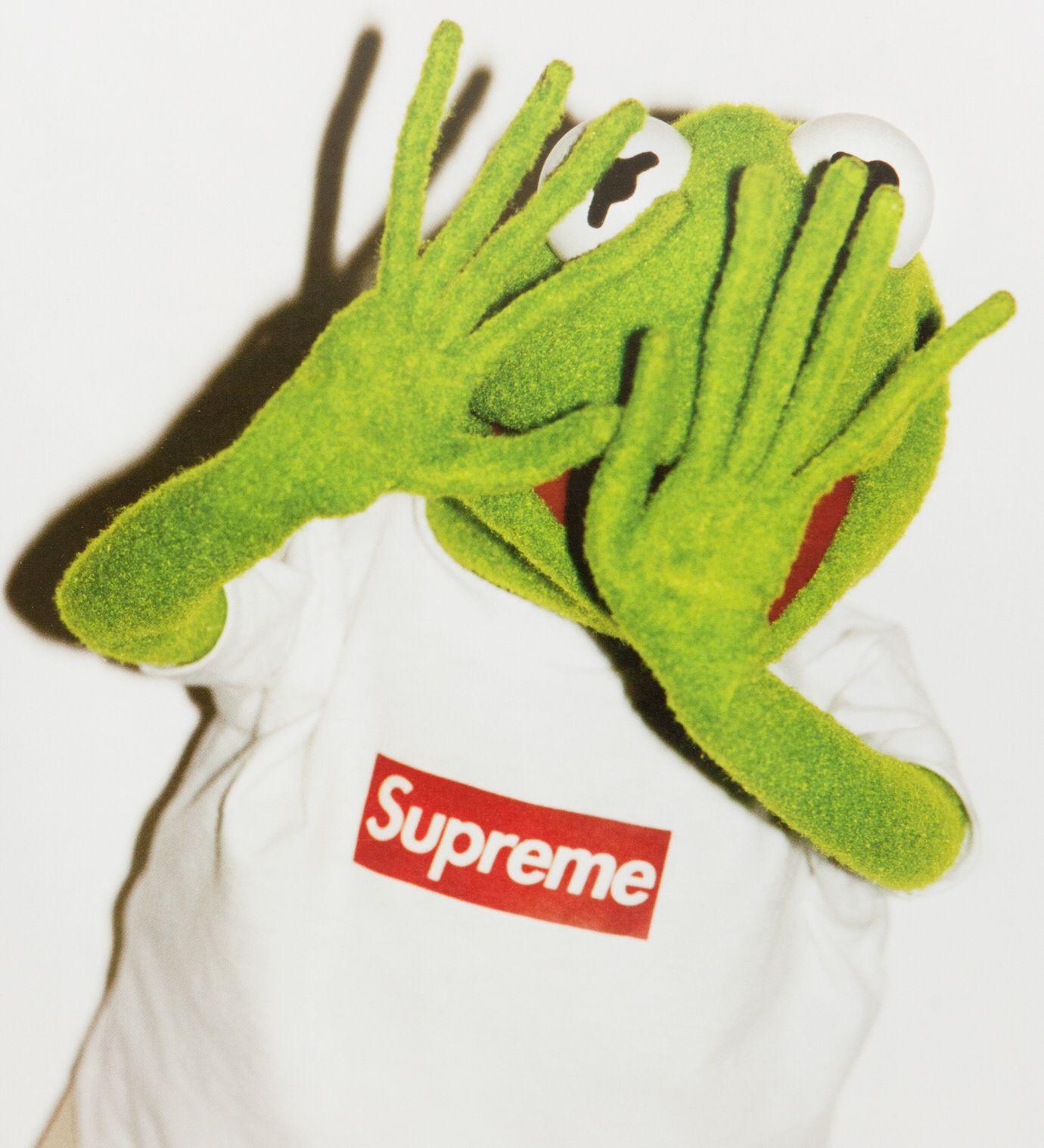 Supreme Kermit Wallpaper